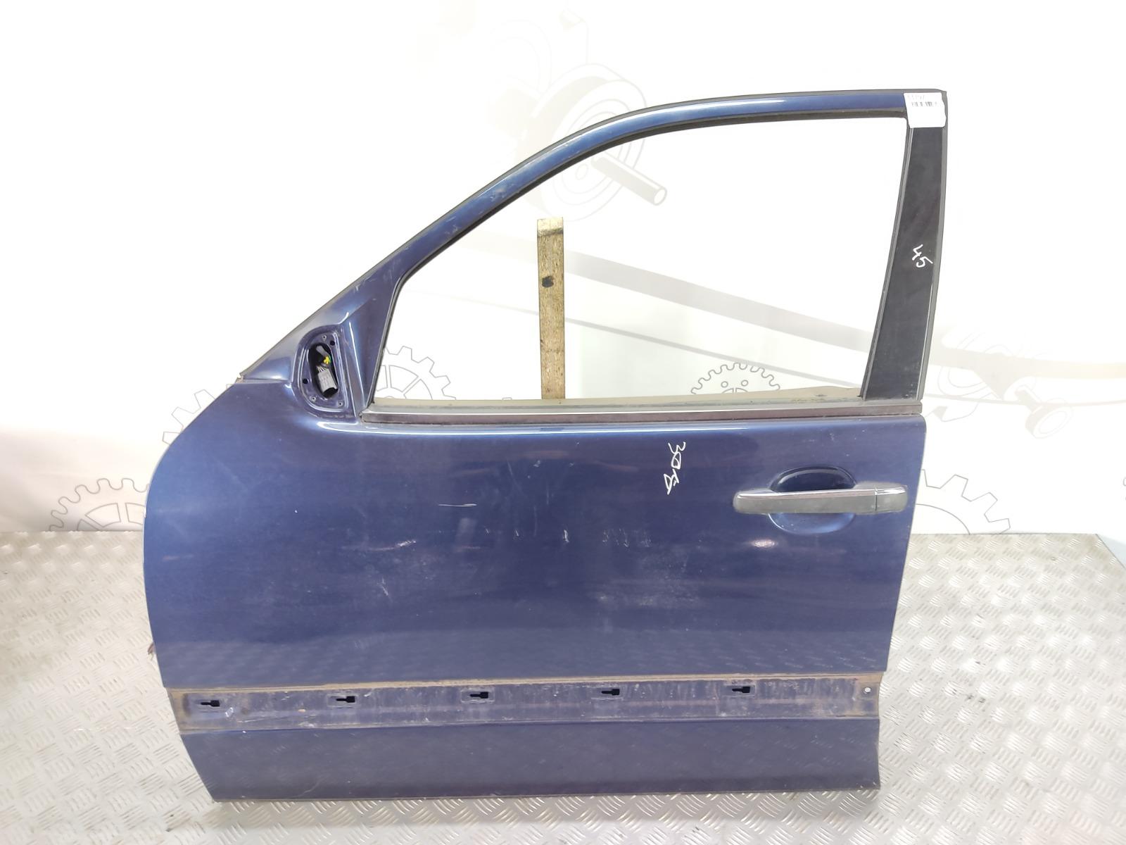 Дверь передняя левая Mercedes E W210 2.4 I 1998 (б/у)
