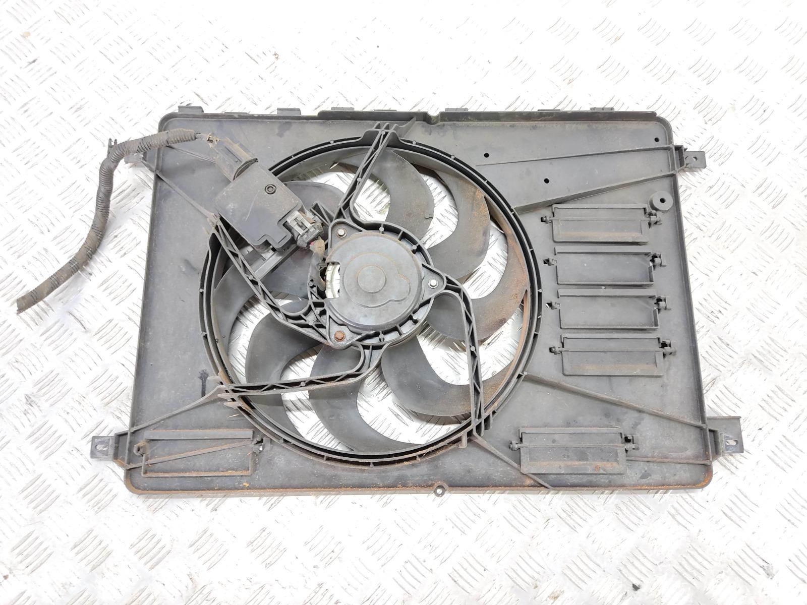 Вентилятор радиатора Ford Mondeo 2.0 TDCI 2008 (б/у)