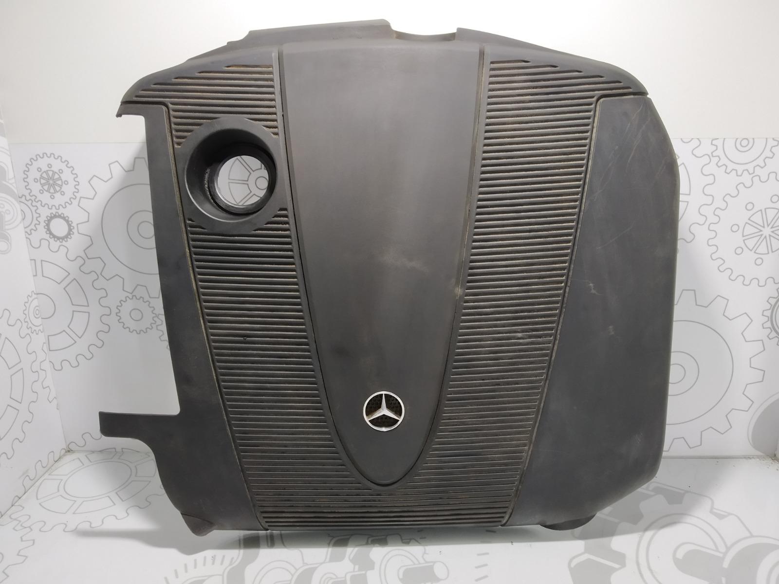 Декоративная крышка двигателя Mercedes Clc CL203 2.2 CDI 2009 (б/у)