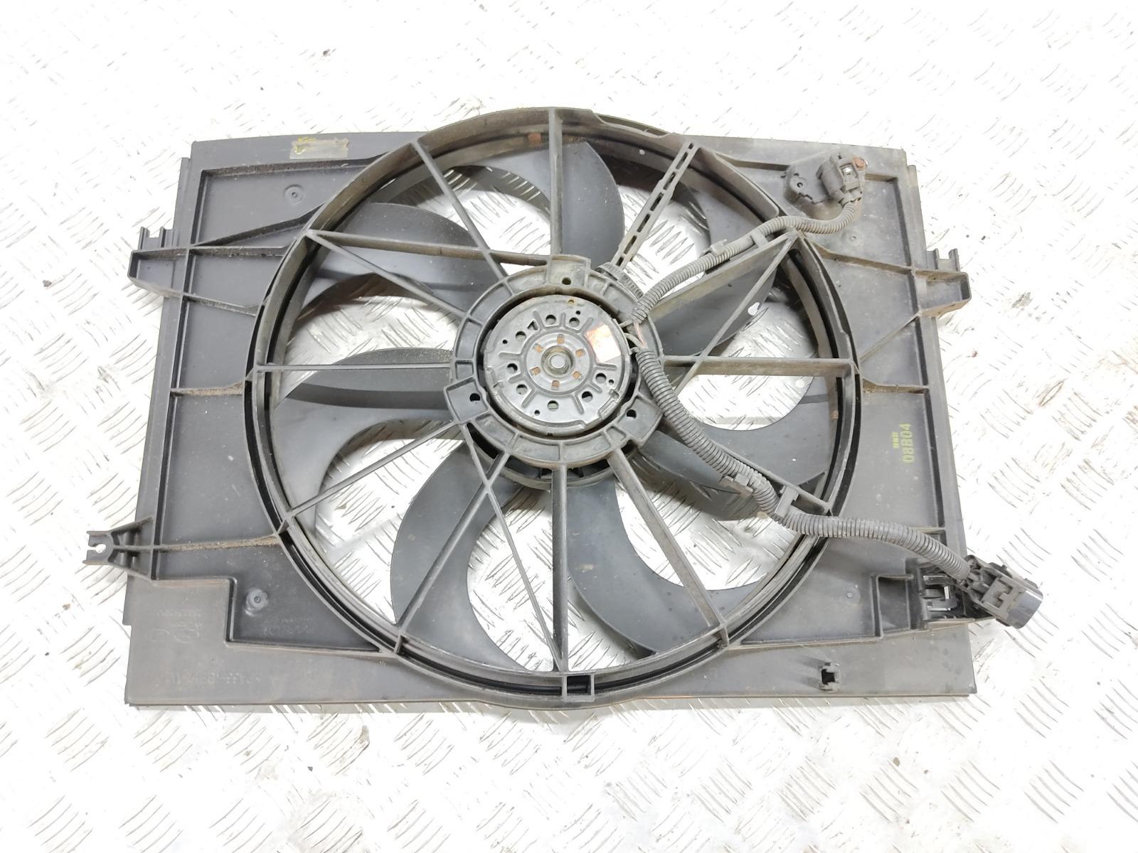 Вентилятор радиатора Kia Sportage 2.0 CRDI 2009 (б/у)