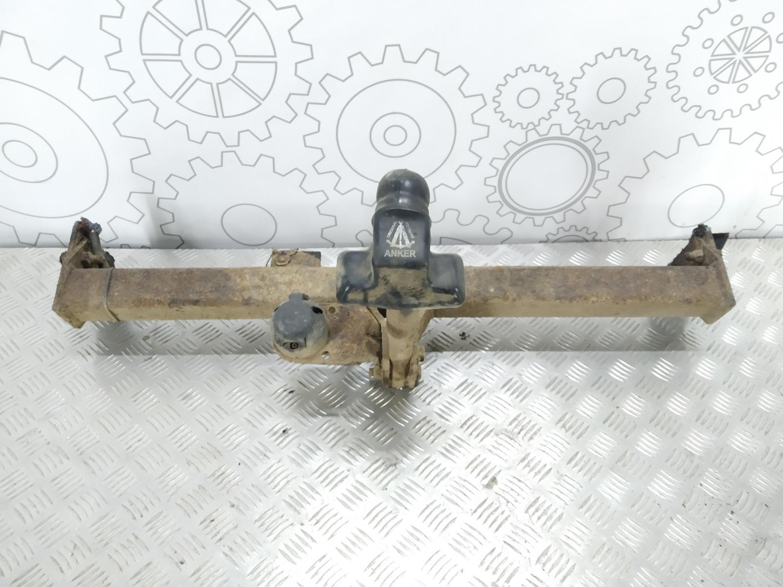 Прицепное устройство (фаркоп) Nissan Terrano 3.0 DI 2003 (б/у)