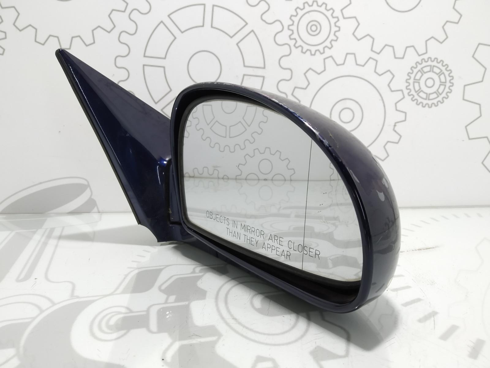 Зеркало наружное правое Kia Cerato 1.6 CRDI 2006 (б/у)