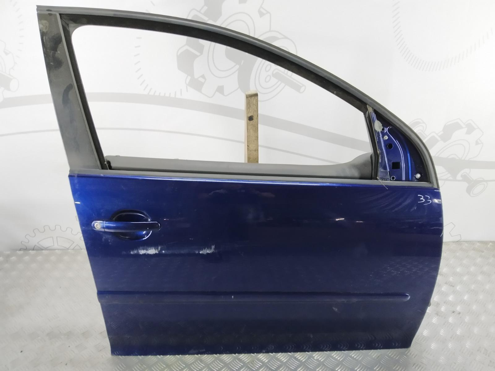 Дверь передняя правая Volkswagen Golf 5 2.0 TDI 2004 (б/у)