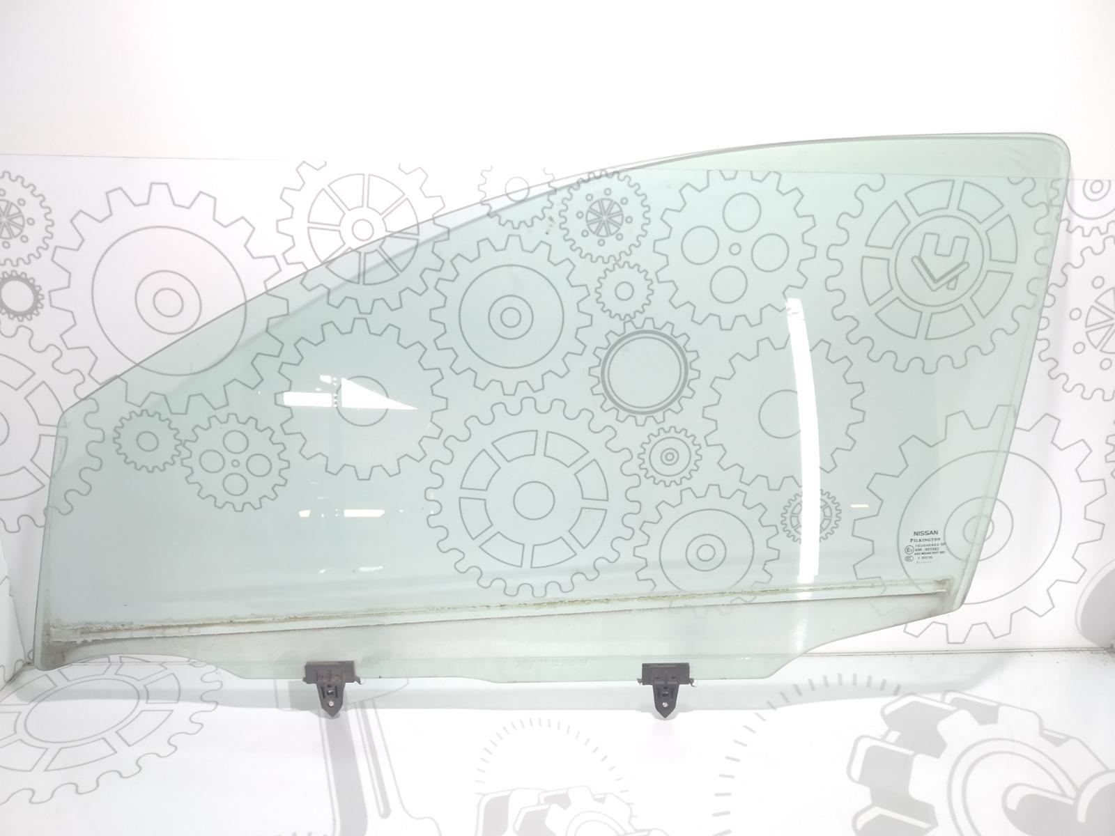 Стекло двери передней левой Nissan Qashqai 1.5 DCI 2007 (б/у)