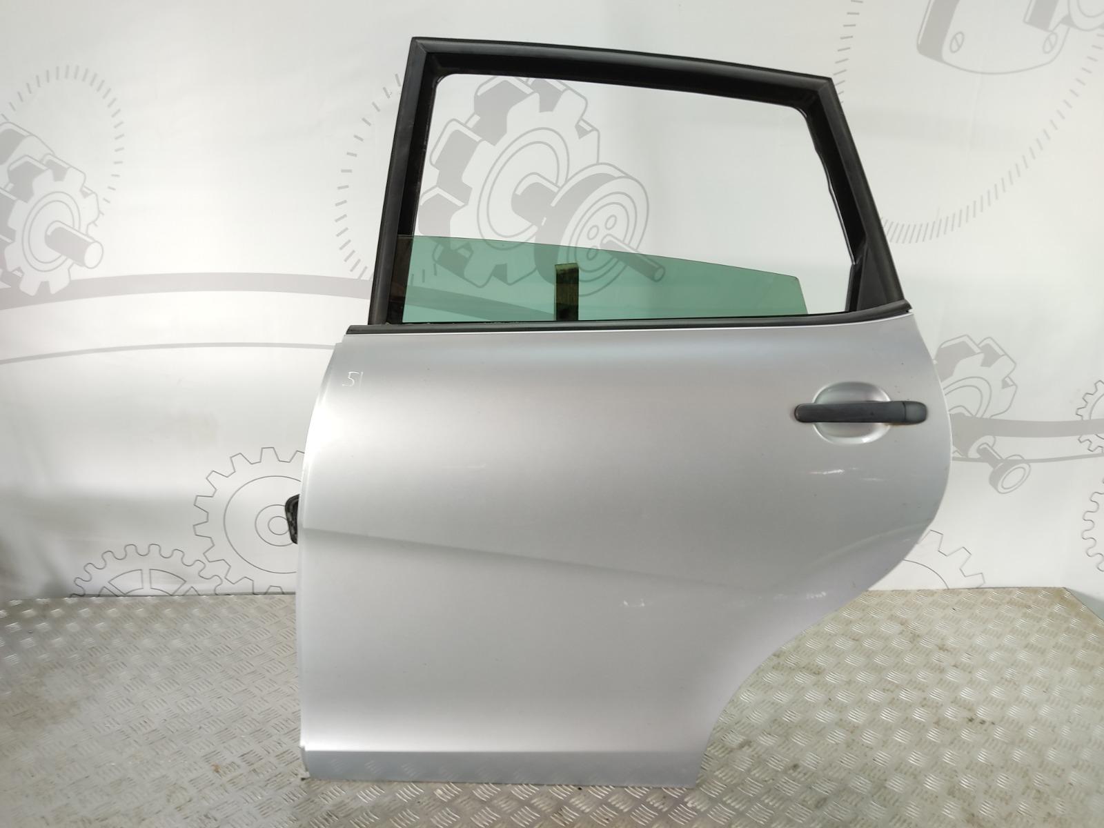 Дверь задняя левая Seat Altea 1.9 TDI 2008 (б/у)