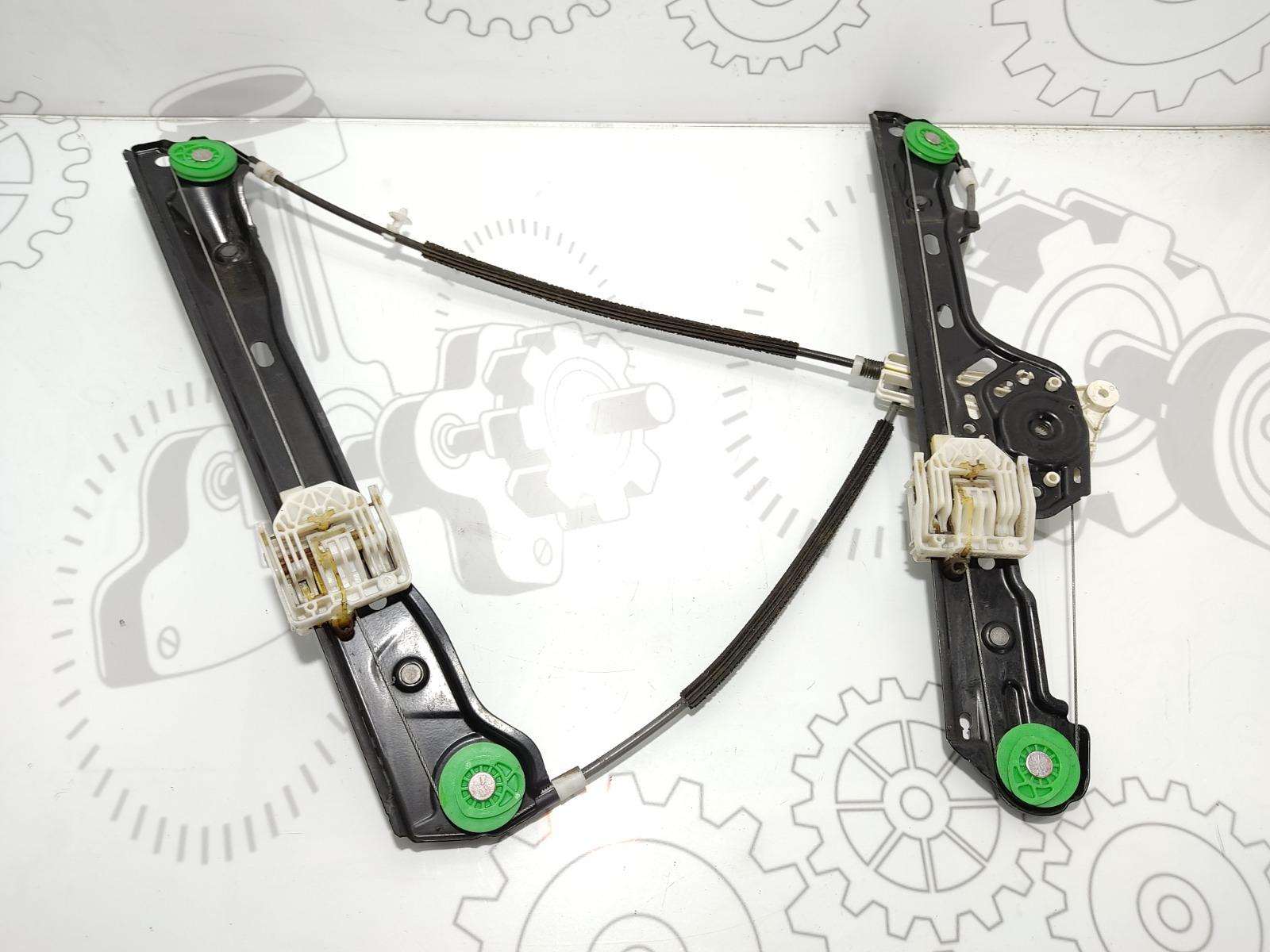 Стеклоподъемник электрический передний правый Bmw 1 E87 1.6 I 2007 (б/у)