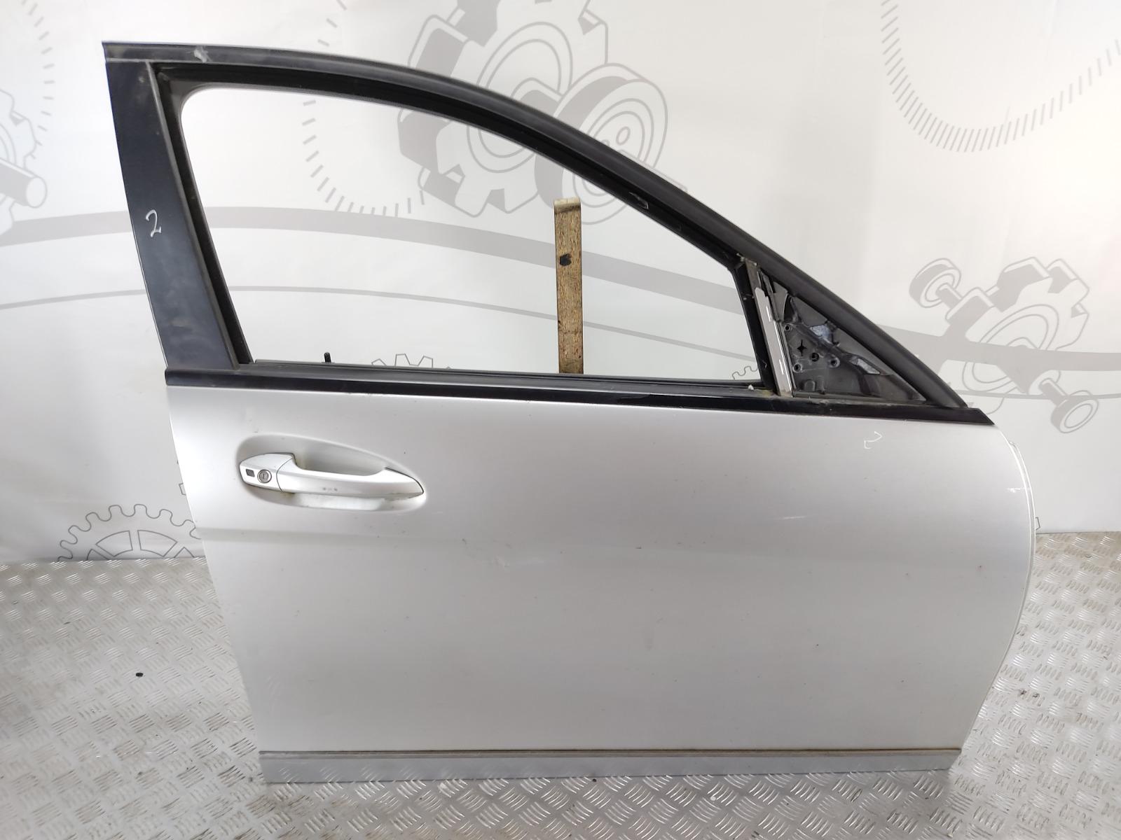 Дверь передняя правая Mercedes C W204 2.2 CDI 2008 (б/у)