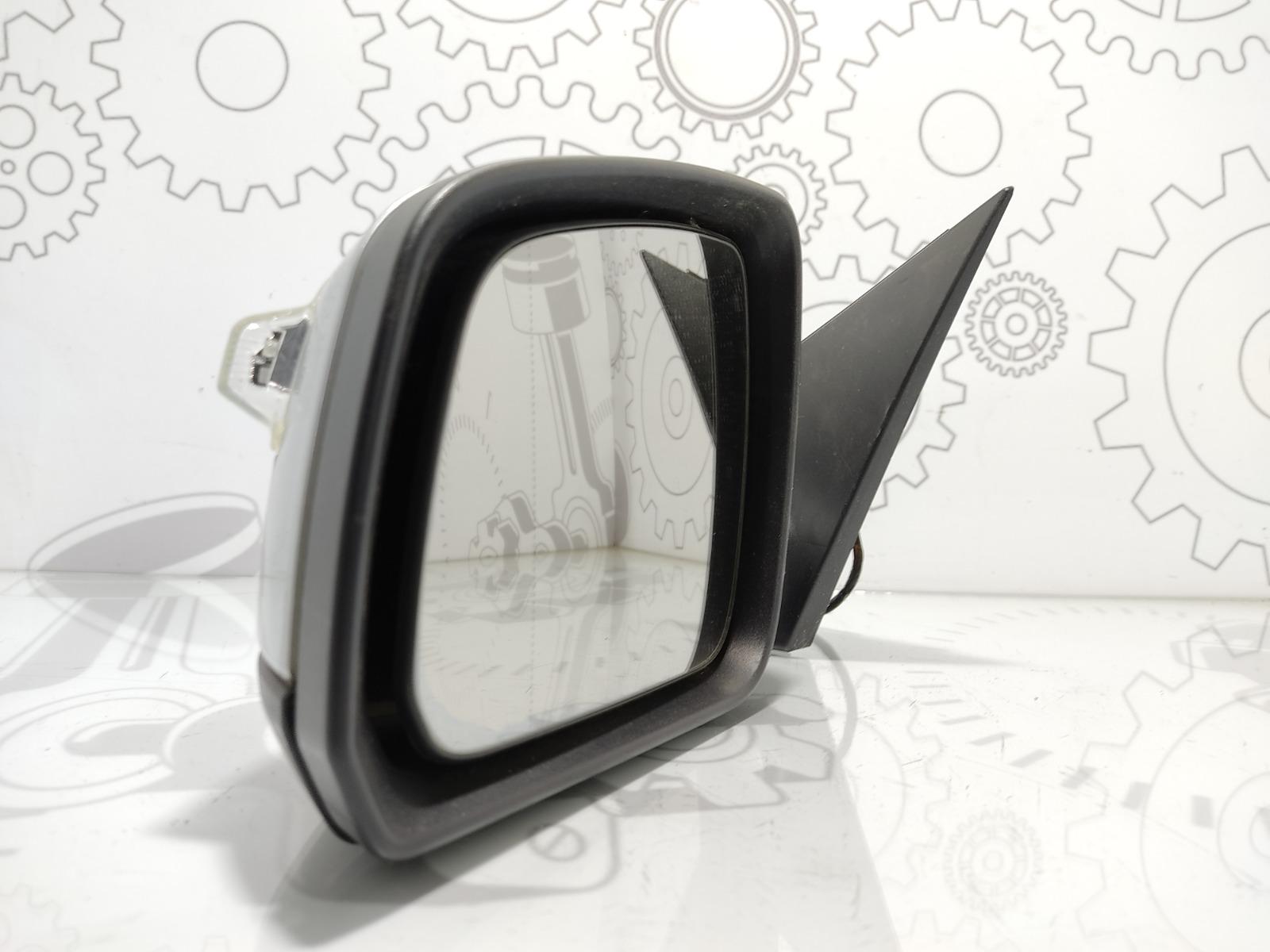 Зеркало наружное левое Mercedes C W204 2.2 CDI 2008 (б/у)