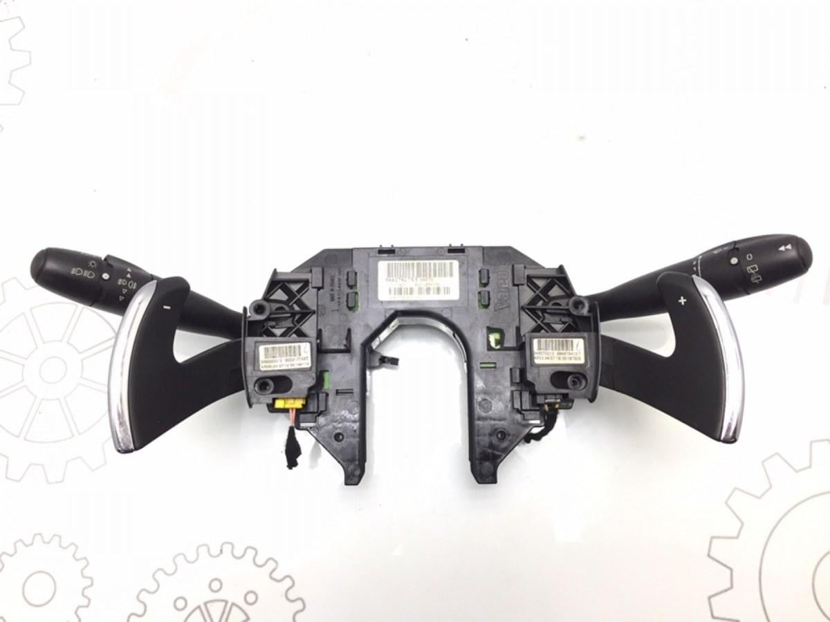 Переключатель подрулевой (стрекоза) Citroen C4 Grand Picasso 2.0 HDI 2007 (б/у)