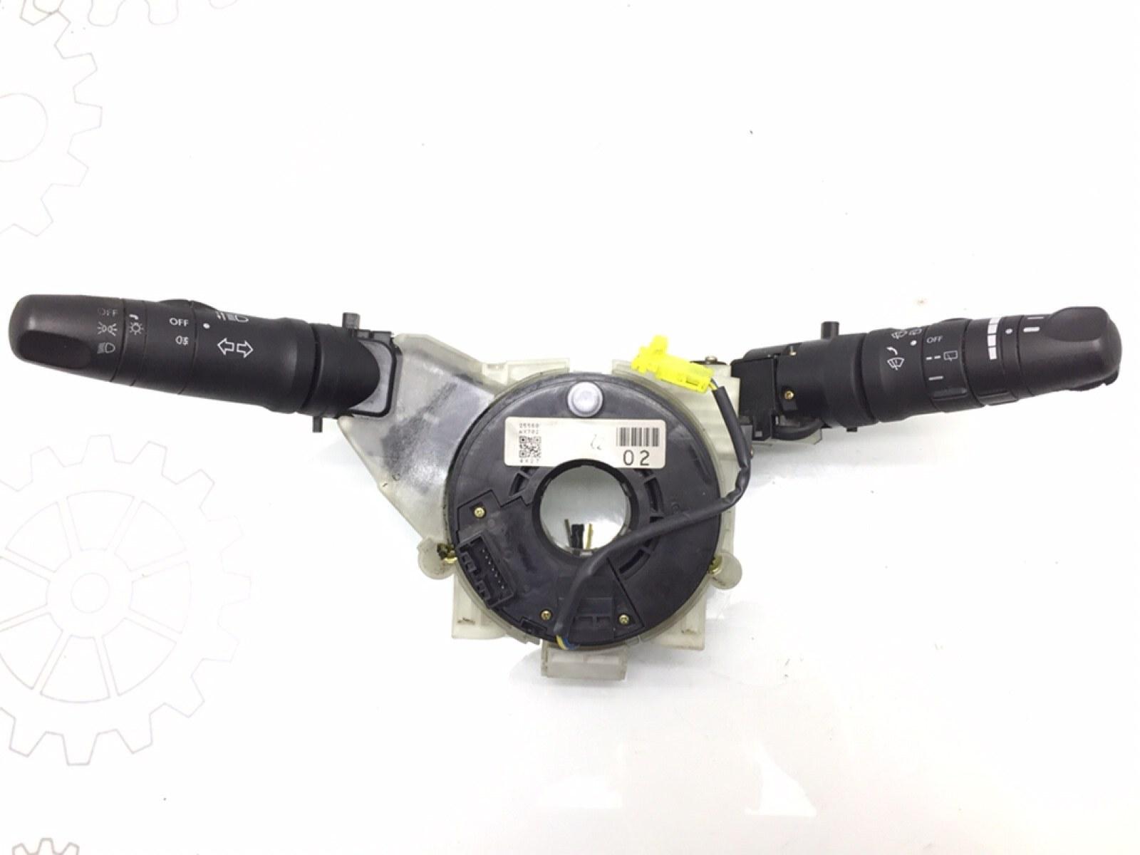 Переключатель подрулевой (стрекоза) Nissan Micra K12 1.2 I 2005 (б/у)