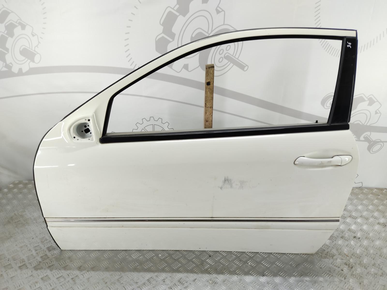 Дверь передняя левая Mercedes Clc CL203 2.2 CDI 2009 (б/у)