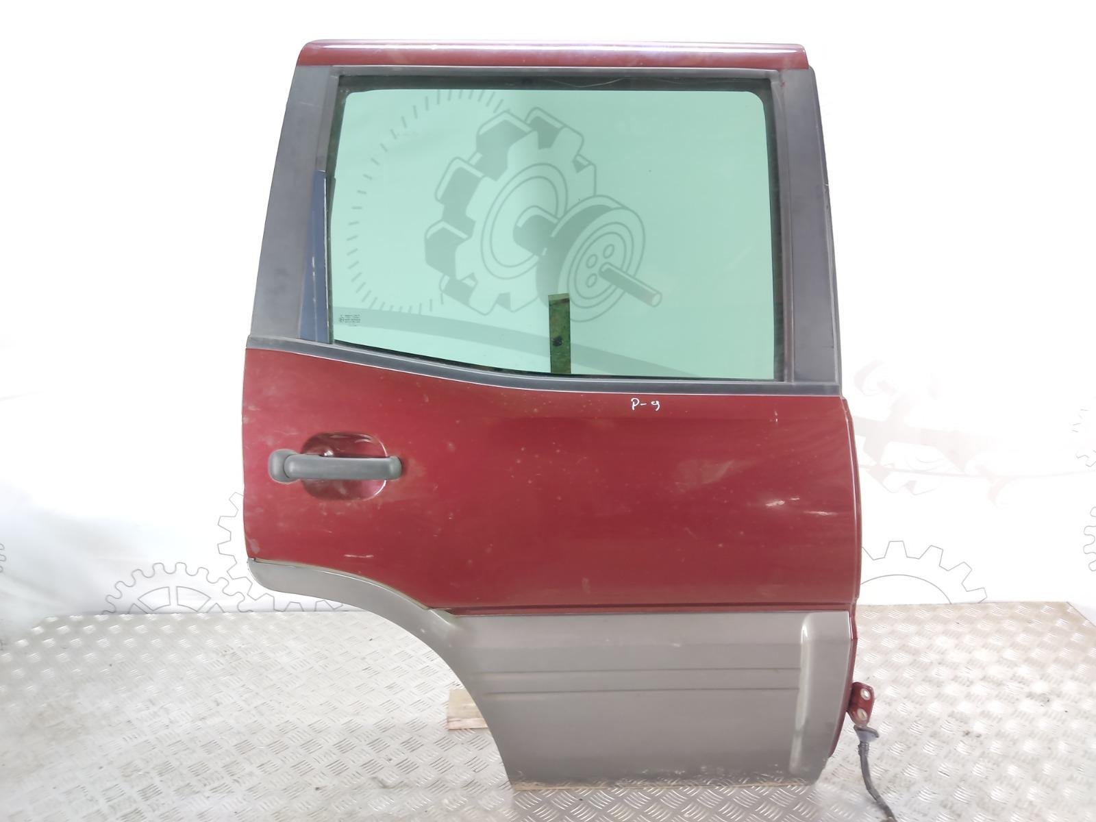 Дверь задняя правая Nissan Terrano 3.0 DI 2003 (б/у)