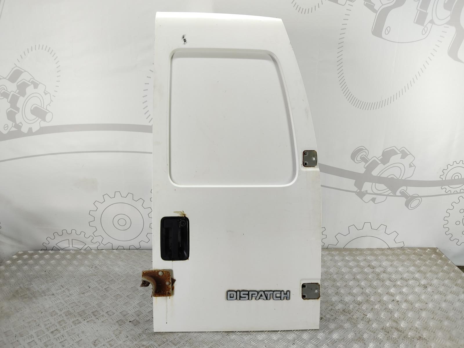 Дверь задняя распашная правая Citroen Jumpy 1.9 TD 2000 (б/у)