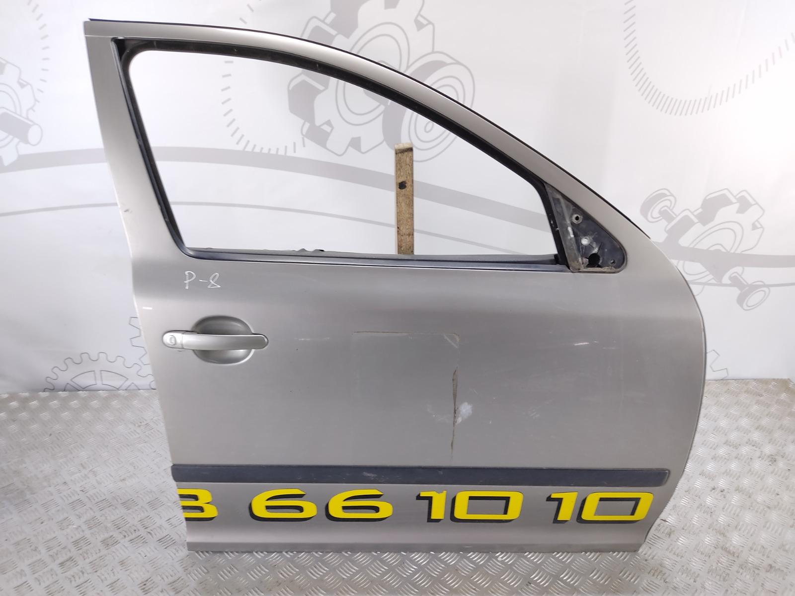 Дверь передняя правая Skoda Octavia 1.9 TDI 2008 (б/у)