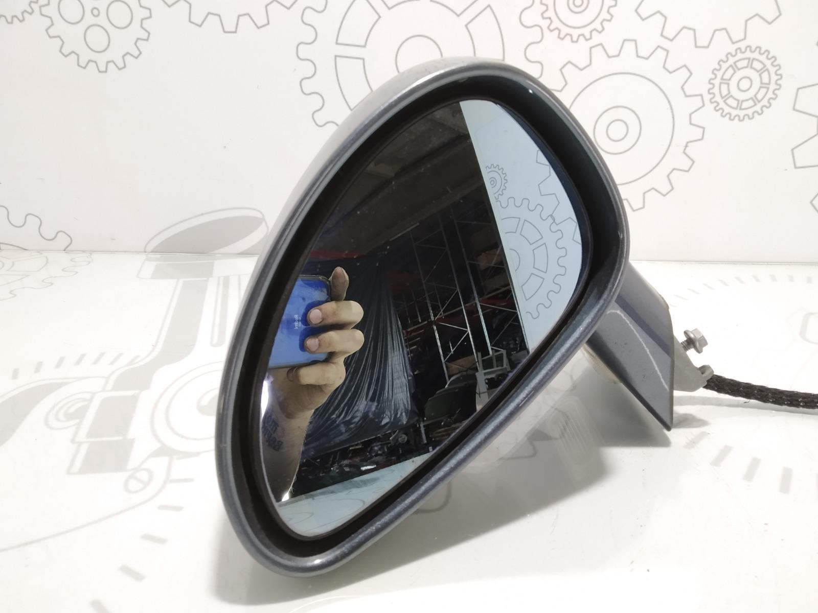 Зеркало наружное левое Citroen C4 1.6 I 2005 (б/у)