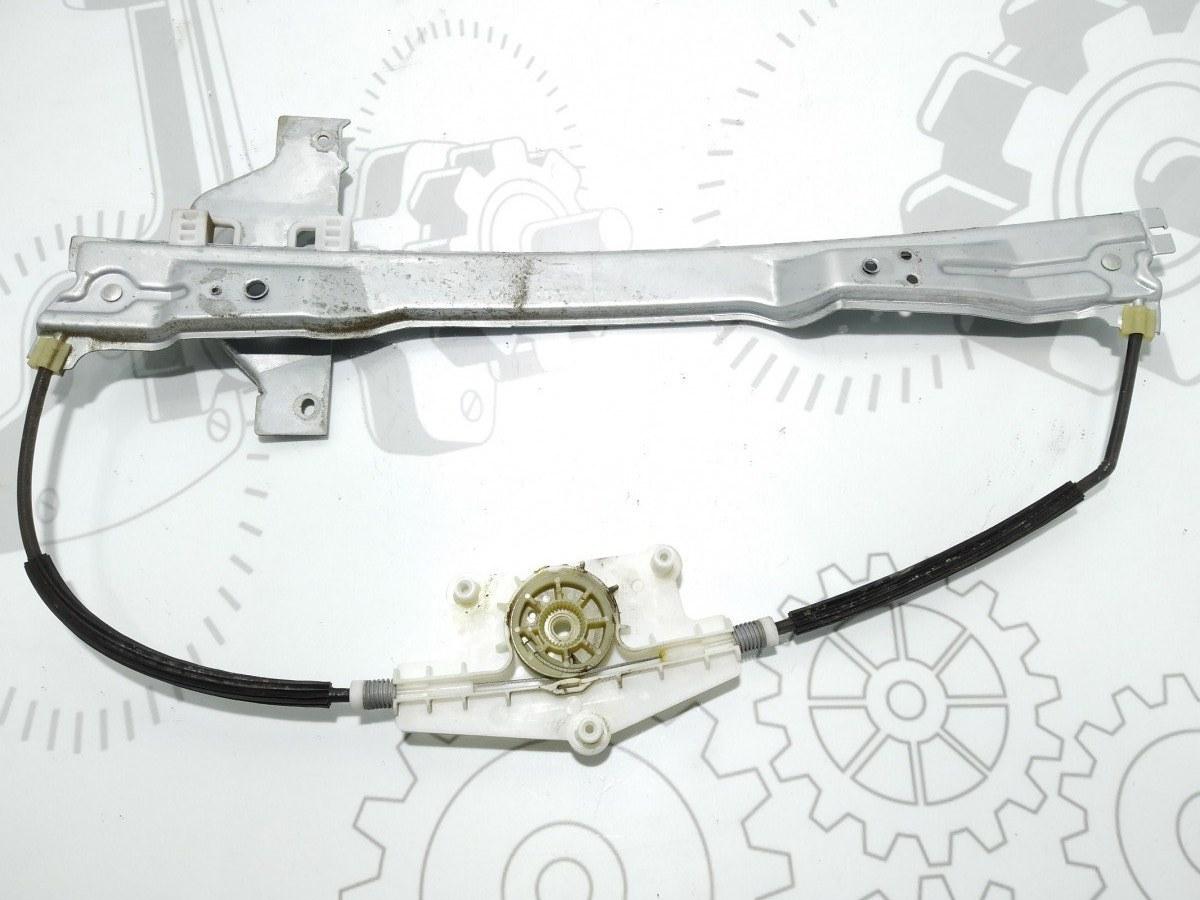 Стеклоподъемник электрический передний левый Citroen C4 1.6 I 2005 (б/у)