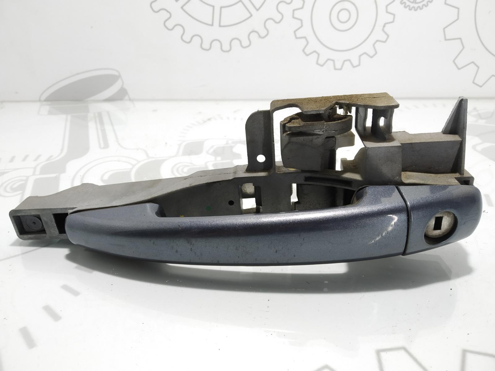 Ручка наружная передняя левая Citroen C4 1.6 I 2005 (б/у)