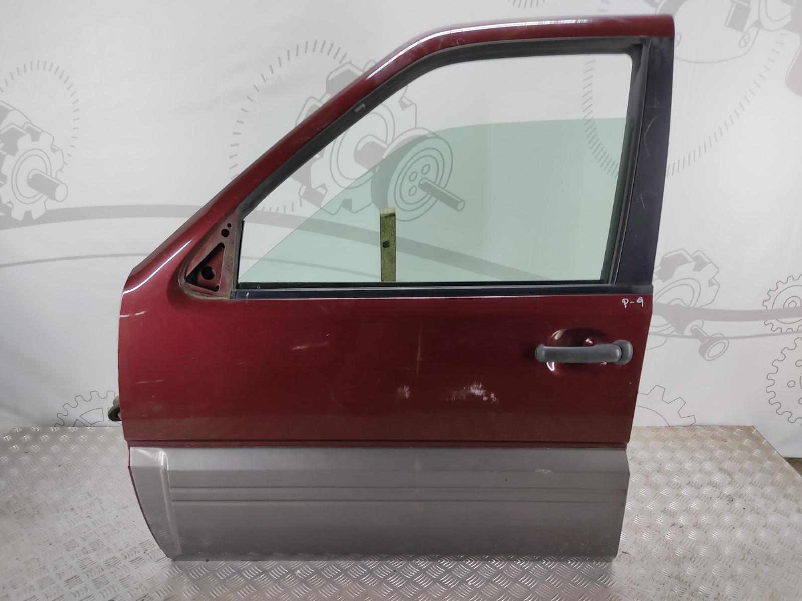 Дверь передняя левая Nissan Terrano 3.0 DI 2003 (б/у)