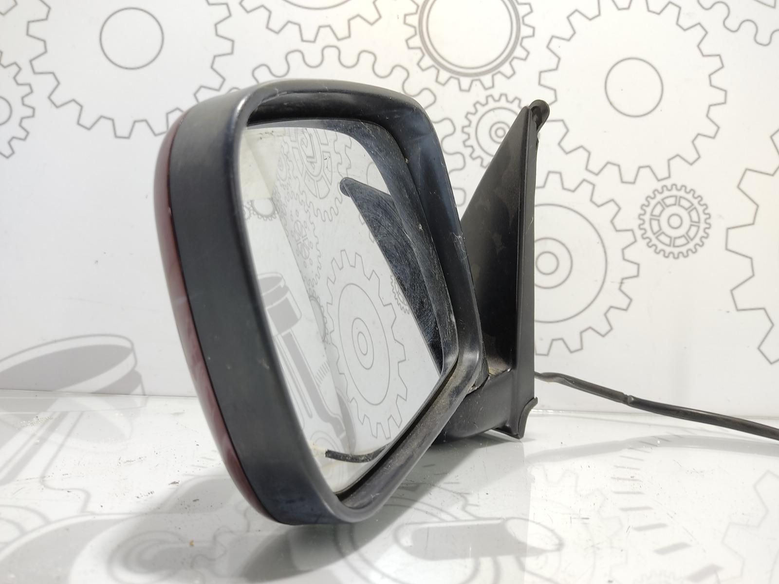 Зеркало наружное левое Nissan Terrano 3.0 DI 2003 (б/у)