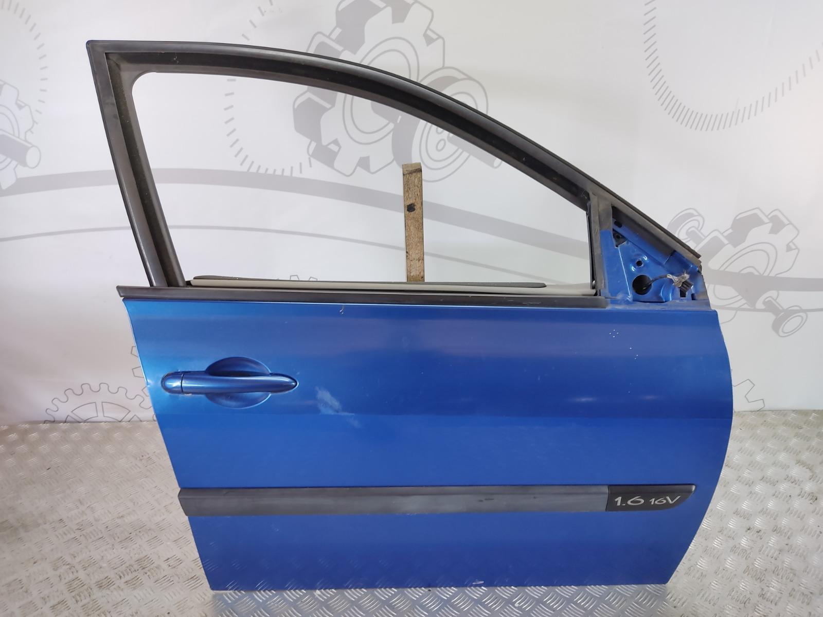 Дверь передняя правая Renault Megane 1.6 I 2005 (б/у)