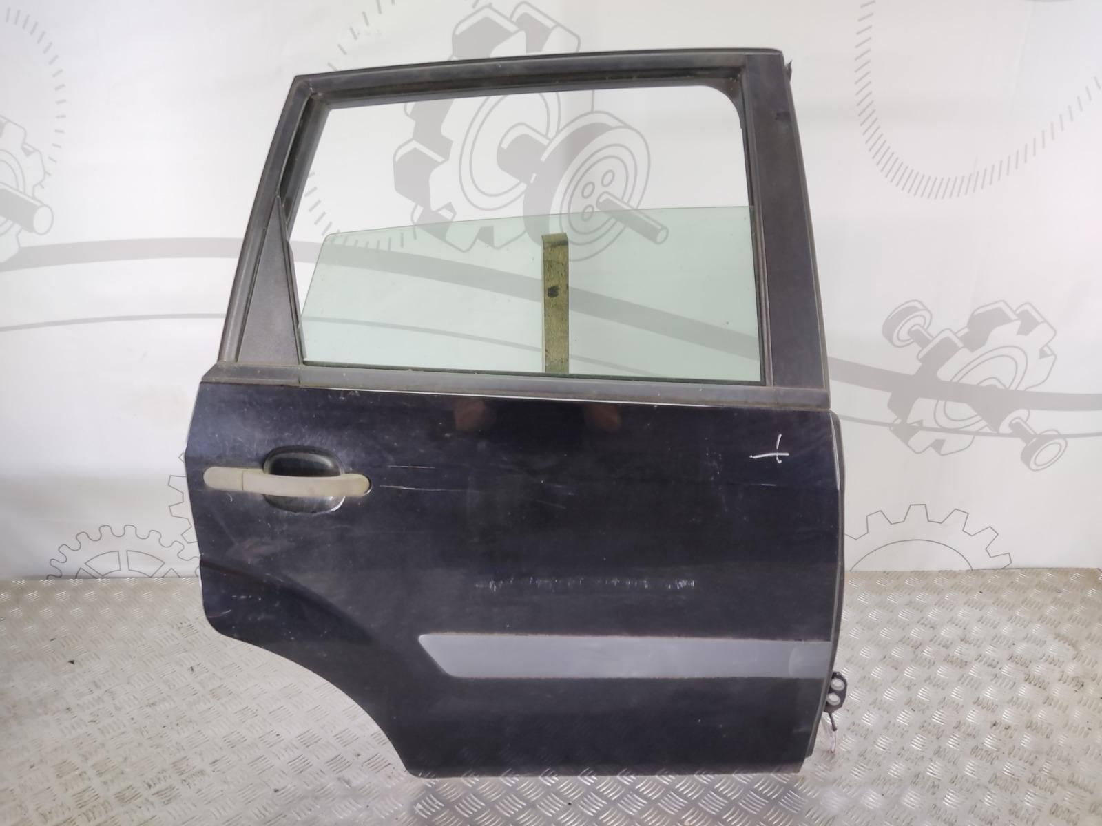 Дверь задняя правая Ford Fiesta 1.6 I 2008 (б/у)