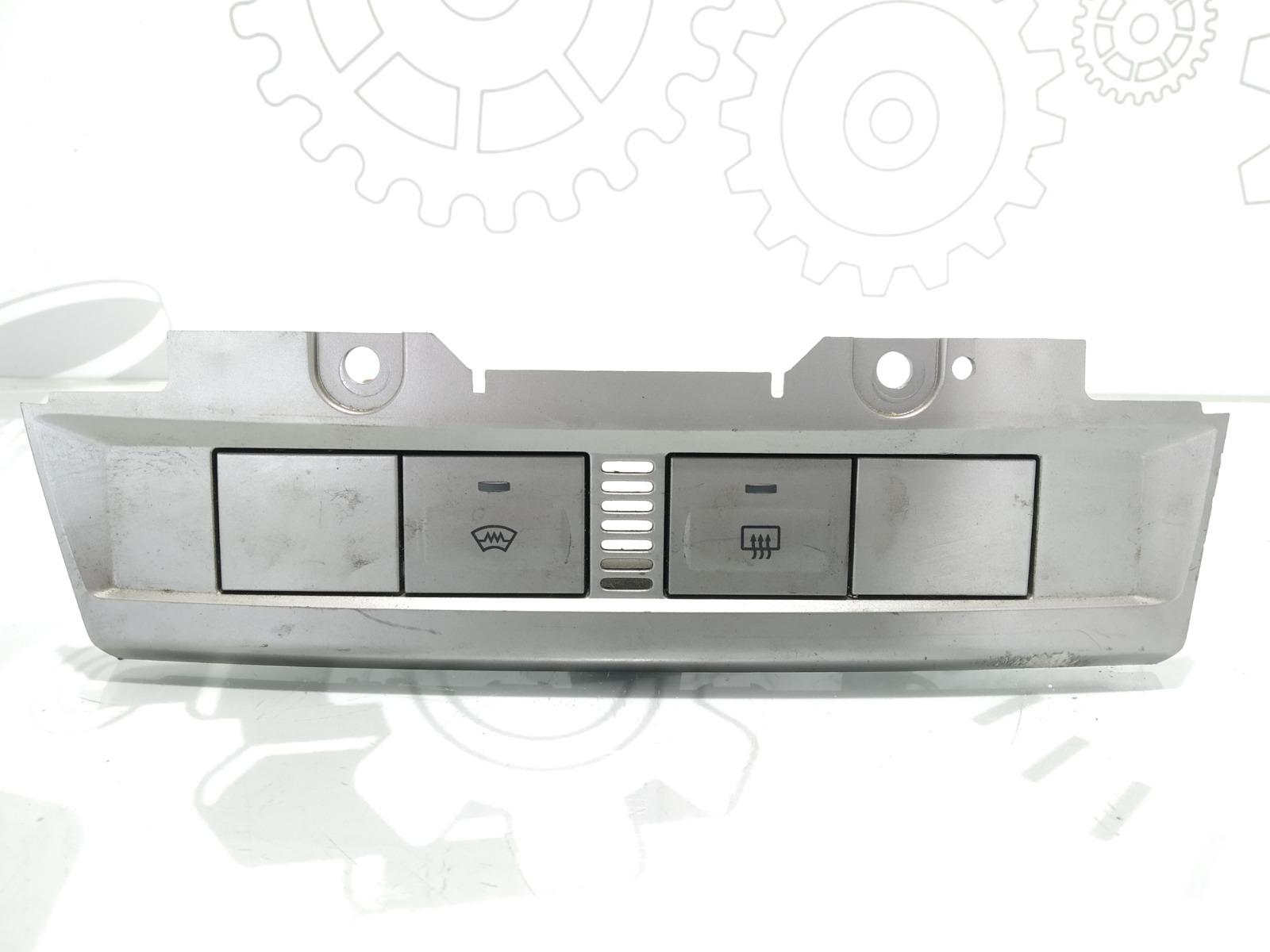 Кнопка обогрева заднего стекла Ford Focus 1.6 TDCI 2010 (б/у)