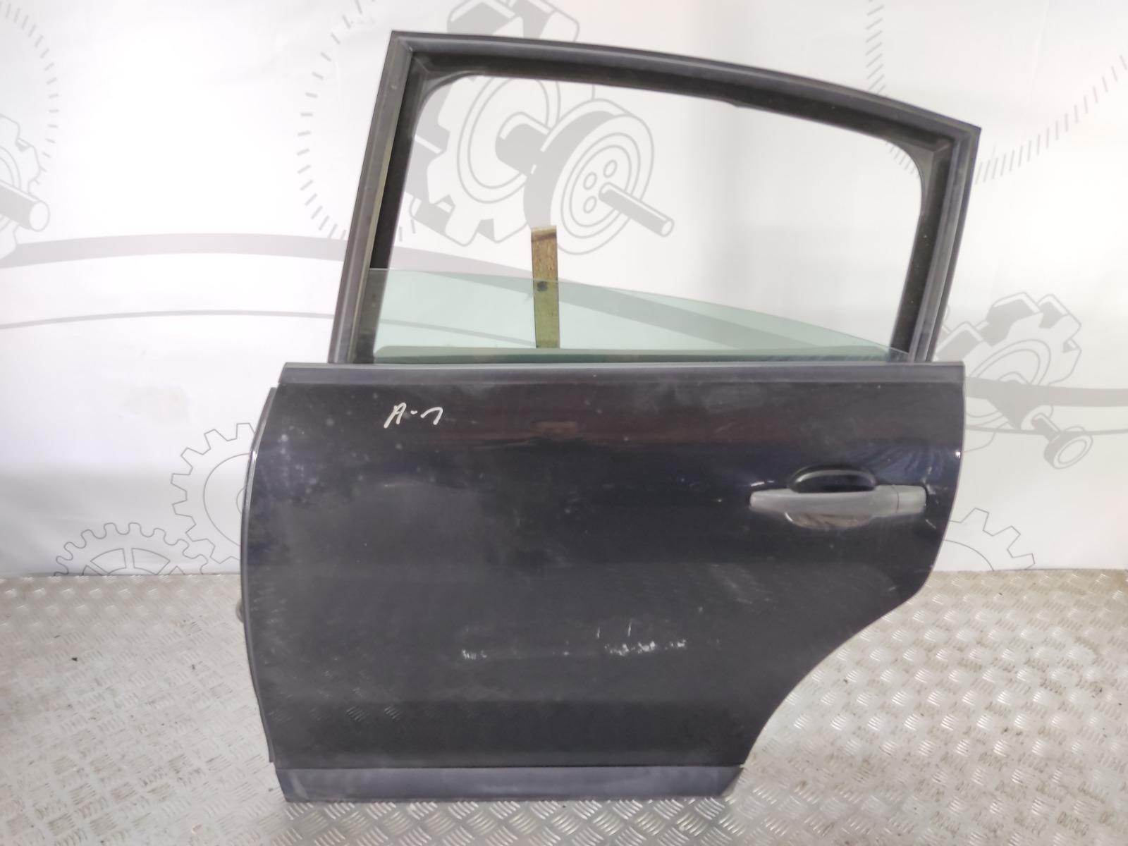 Дверь задняя левая Citroen C4 1.6 I 2005 (б/у)