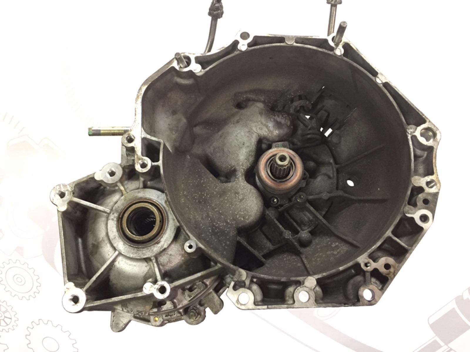 Кпп механическая (мкпп) Saab 9-5 2.2 TID 2004 (б/у)