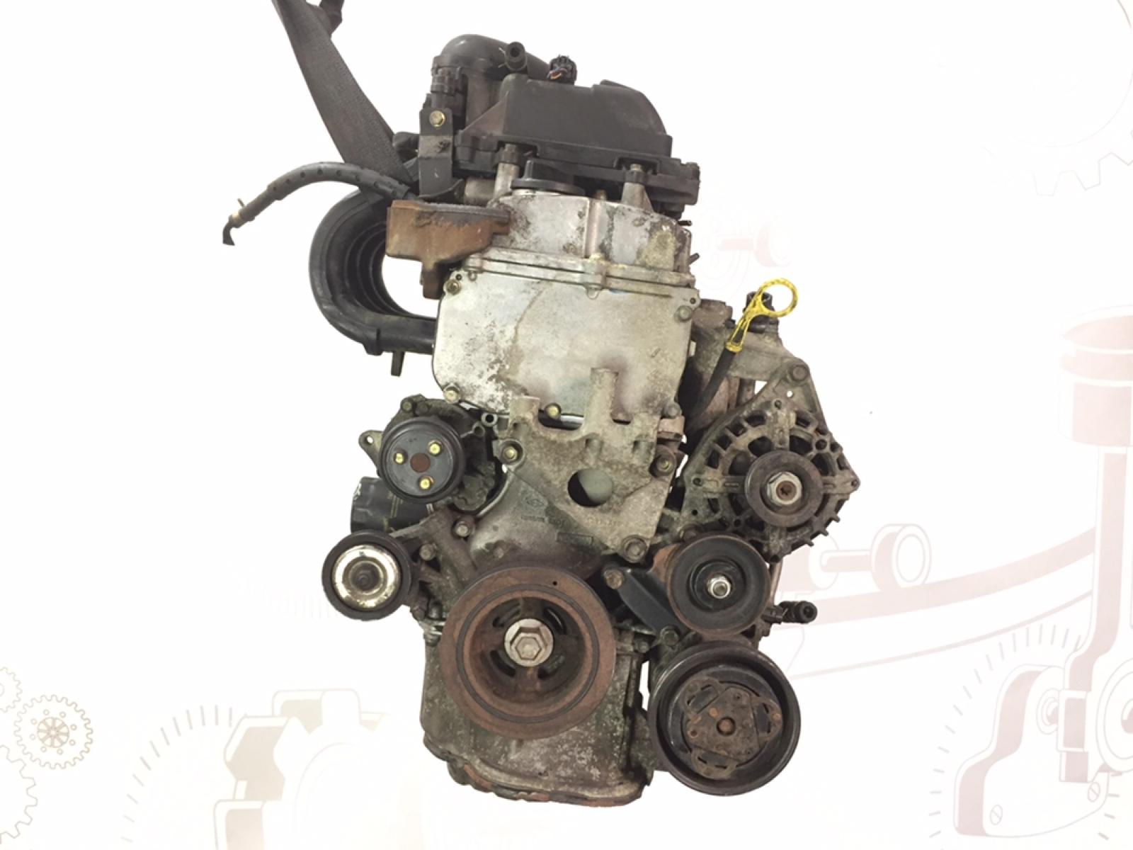 Двигатель бензиновый Nissan Micra K12 1.2 I 2005 (б/у)
