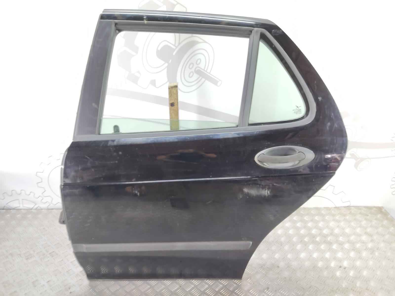 Дверь задняя левая Saab 9-5 2.2 TID 2004 (б/у)