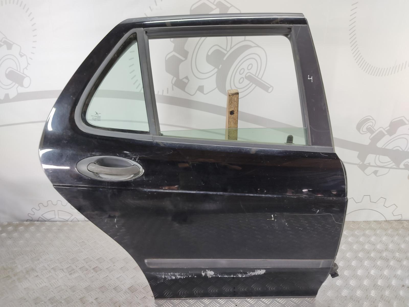 Дверь задняя правая Saab 9-5 2.2 TID 2004 (б/у)