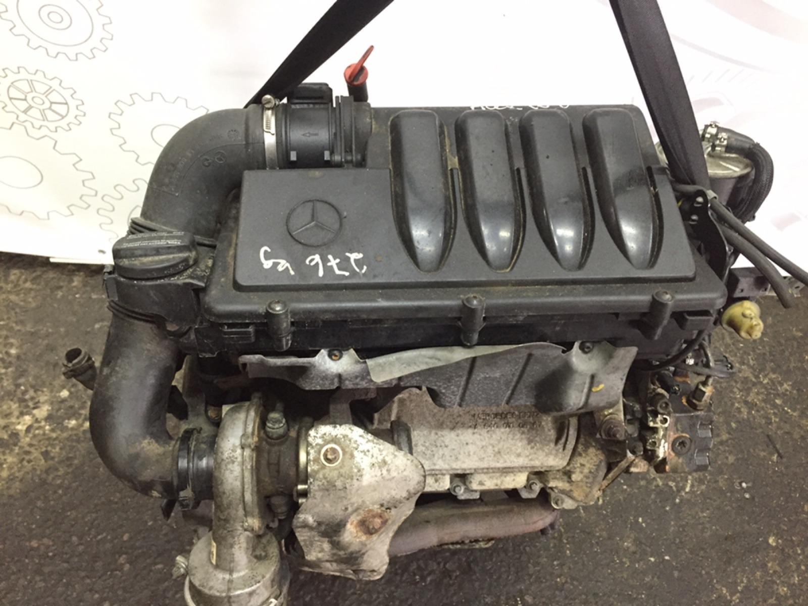 Двигатель дизельный Mercedes A W169 2.0 CDI 2007 (б/у)