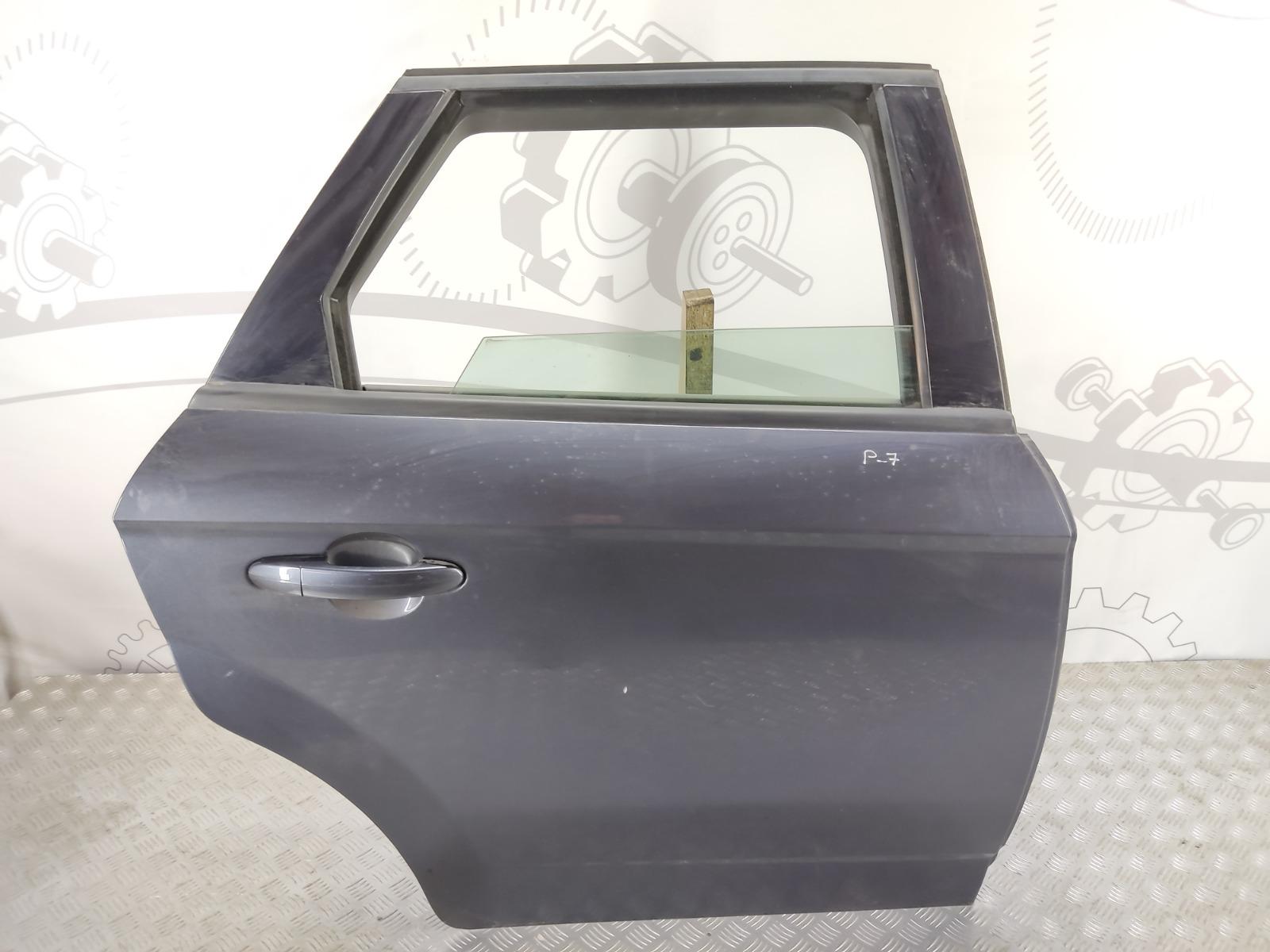 Дверь задняя правая Ford Mondeo 2.0 TDCI 2010 (б/у)