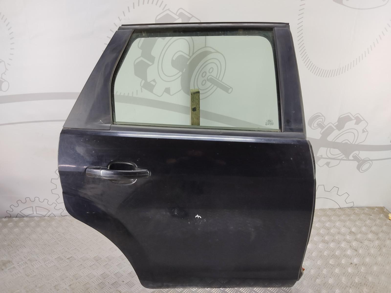 Дверь задняя правая Ford Focus 1.6 TDCI 2010 (б/у)