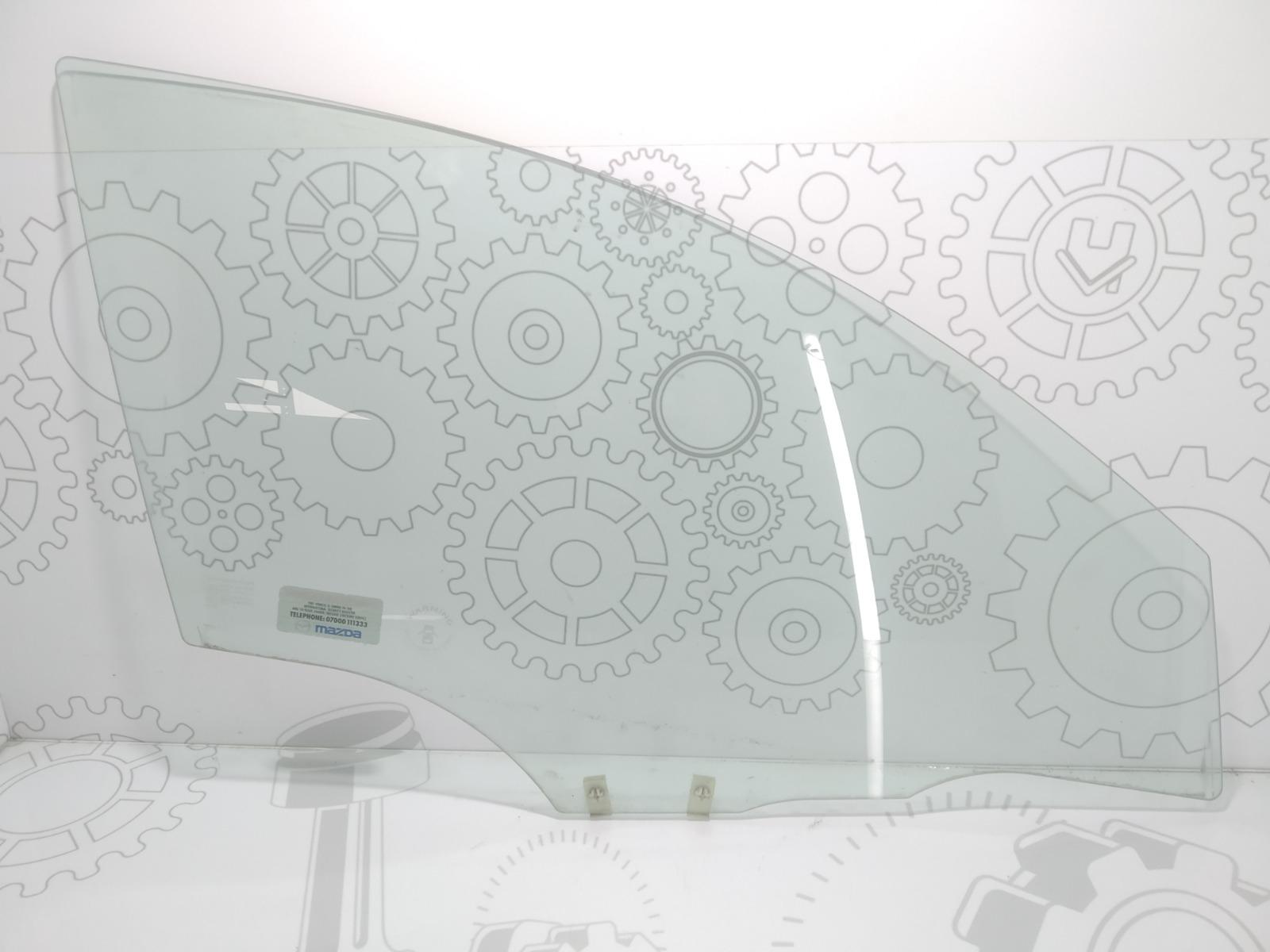 Стекло двери передней правой Mazda 3 BK 2.0 I 2004 (б/у)