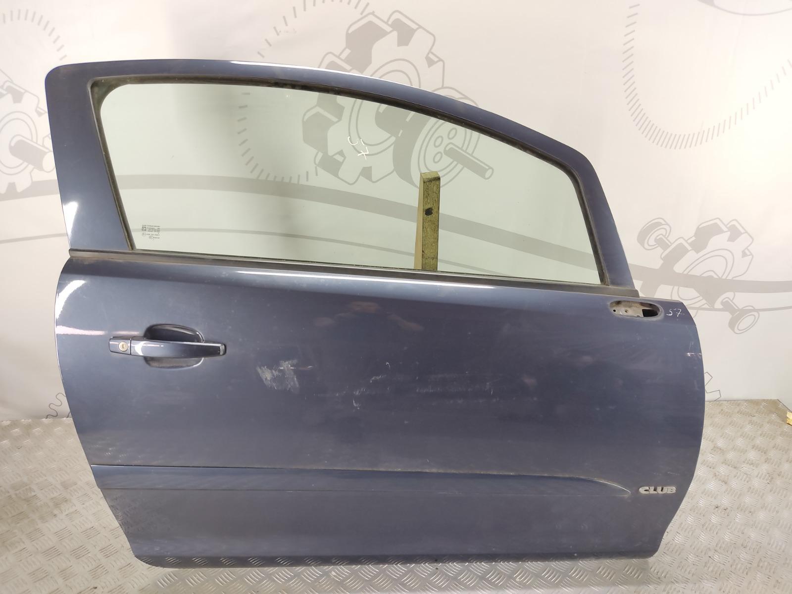 Дверь передняя правая Opel Corsa D 1.2 I 2007 (б/у)
