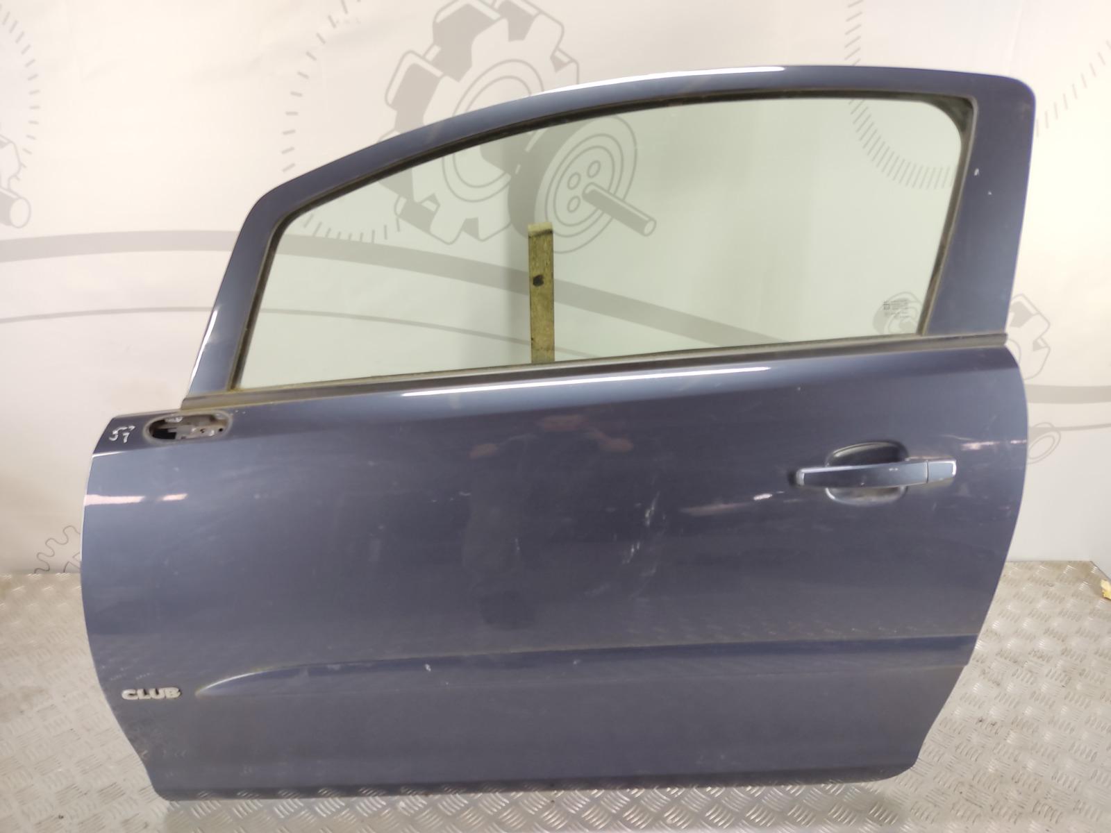 Дверь передняя левая Opel Corsa D 1.2 I 2007 (б/у)