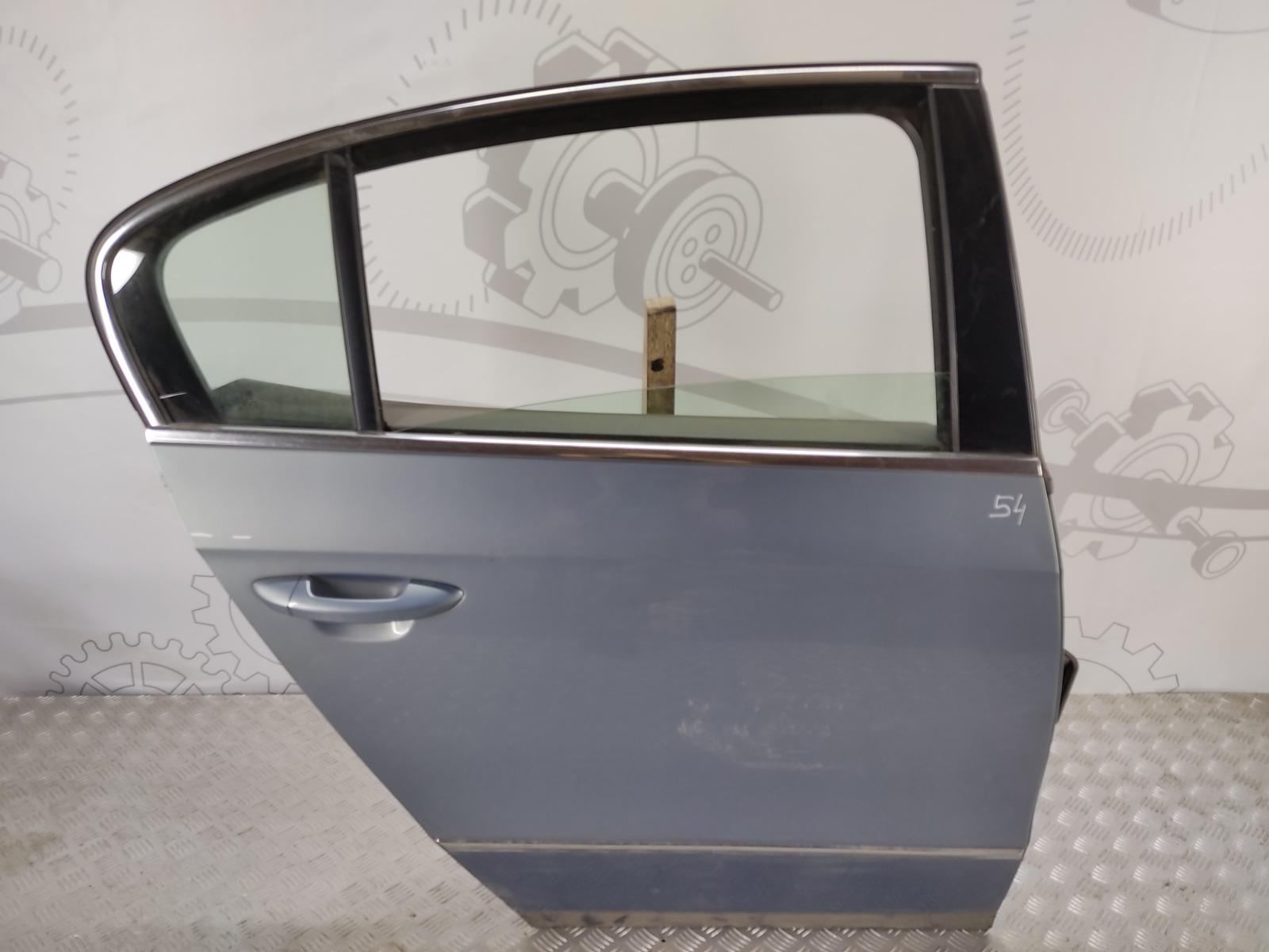 Дверь задняя правая Volkswagen Passat B6 2.0 TDI 2009 (б/у)
