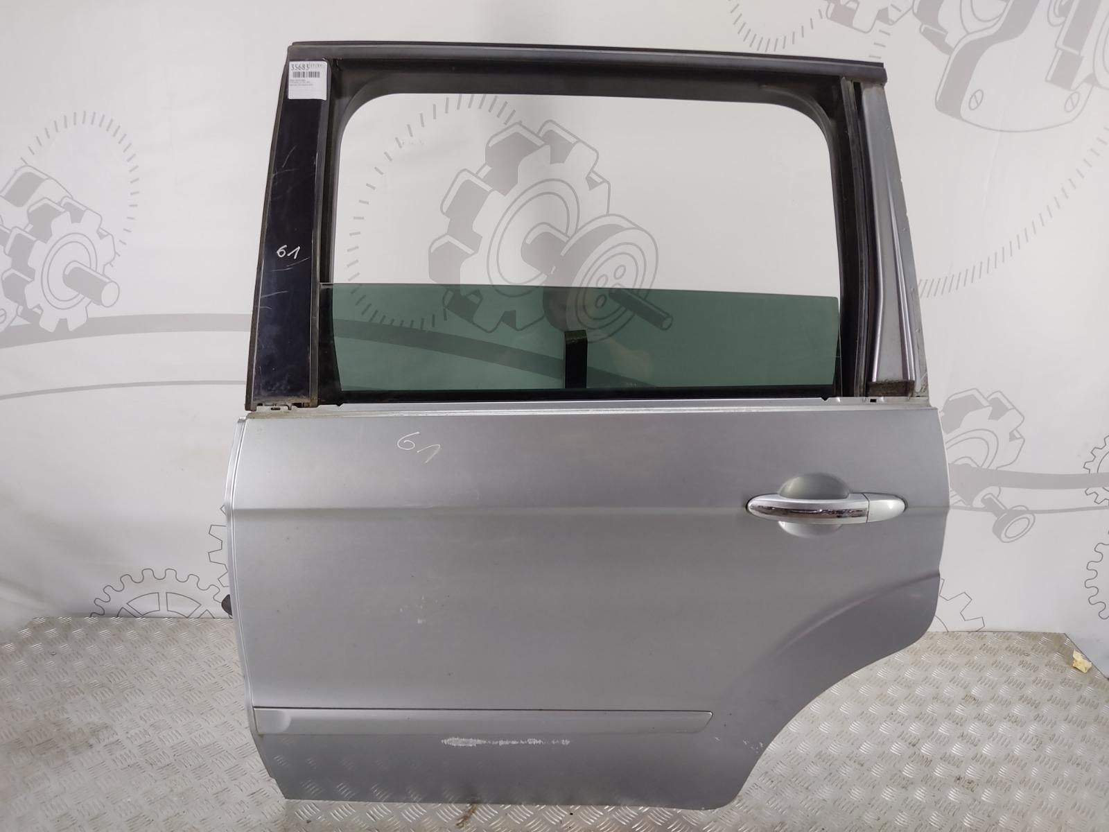 Дверь задняя левая Ford Galaxy 1.8 TDCI 2007 (б/у)