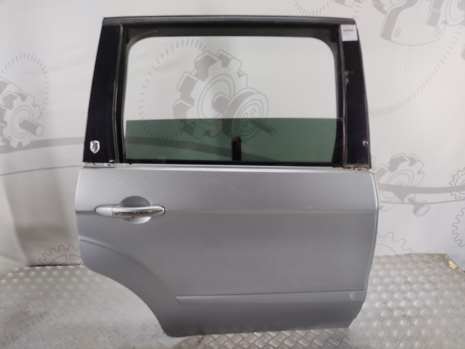 Дверь задняя правая Ford Galaxy 1.8 TDCI 2007 (б/у)