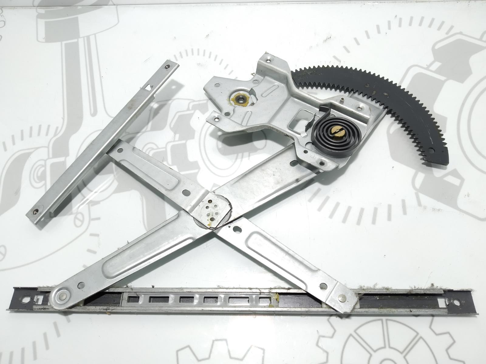 Стеклоподъемник электрический передний левый Hyundai Matrix 1.6 I 2004 (б/у)