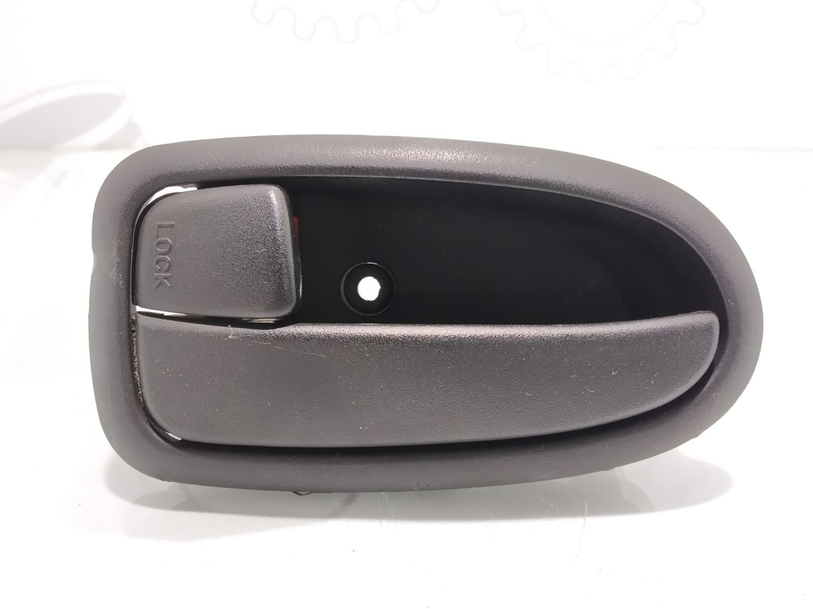Ручка внутренняя задняя левая Hyundai Matrix 1.6 I 2004 (б/у)