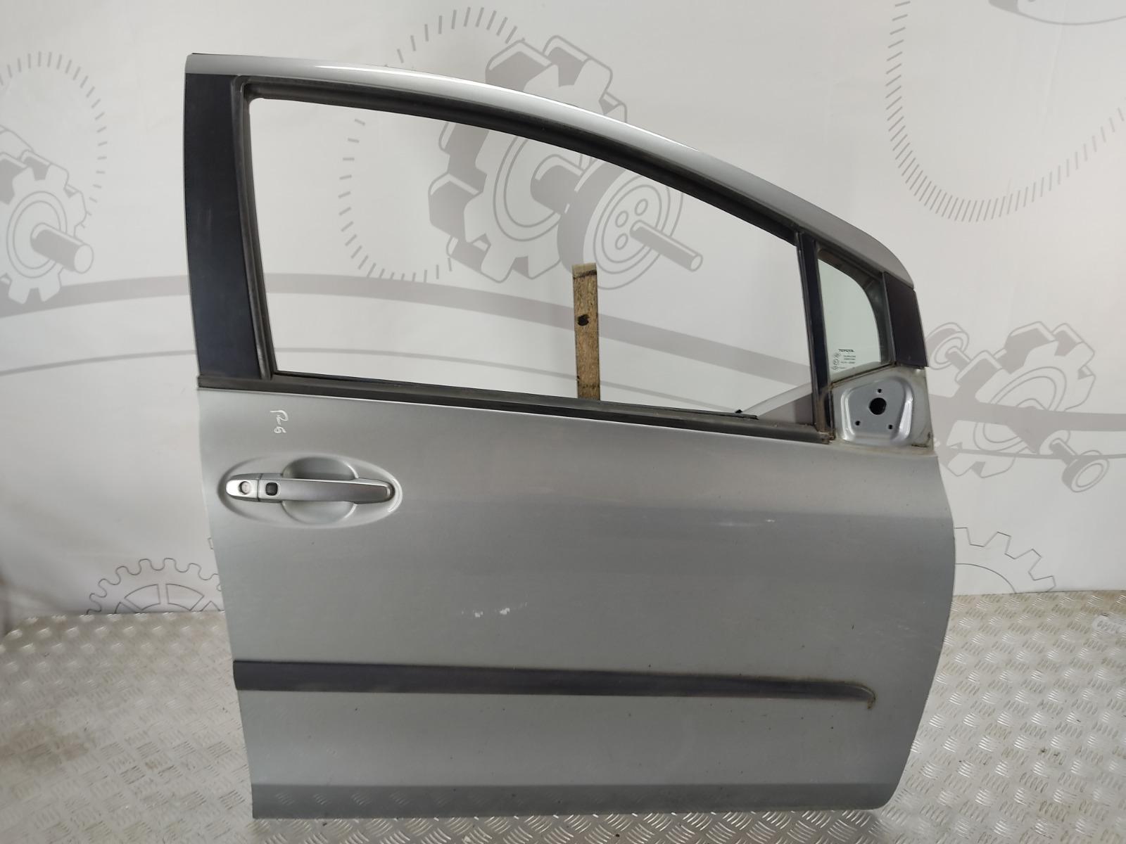 Дверь передняя правая Toyota Yaris XP9 1.4 D-4D 2006 (б/у)