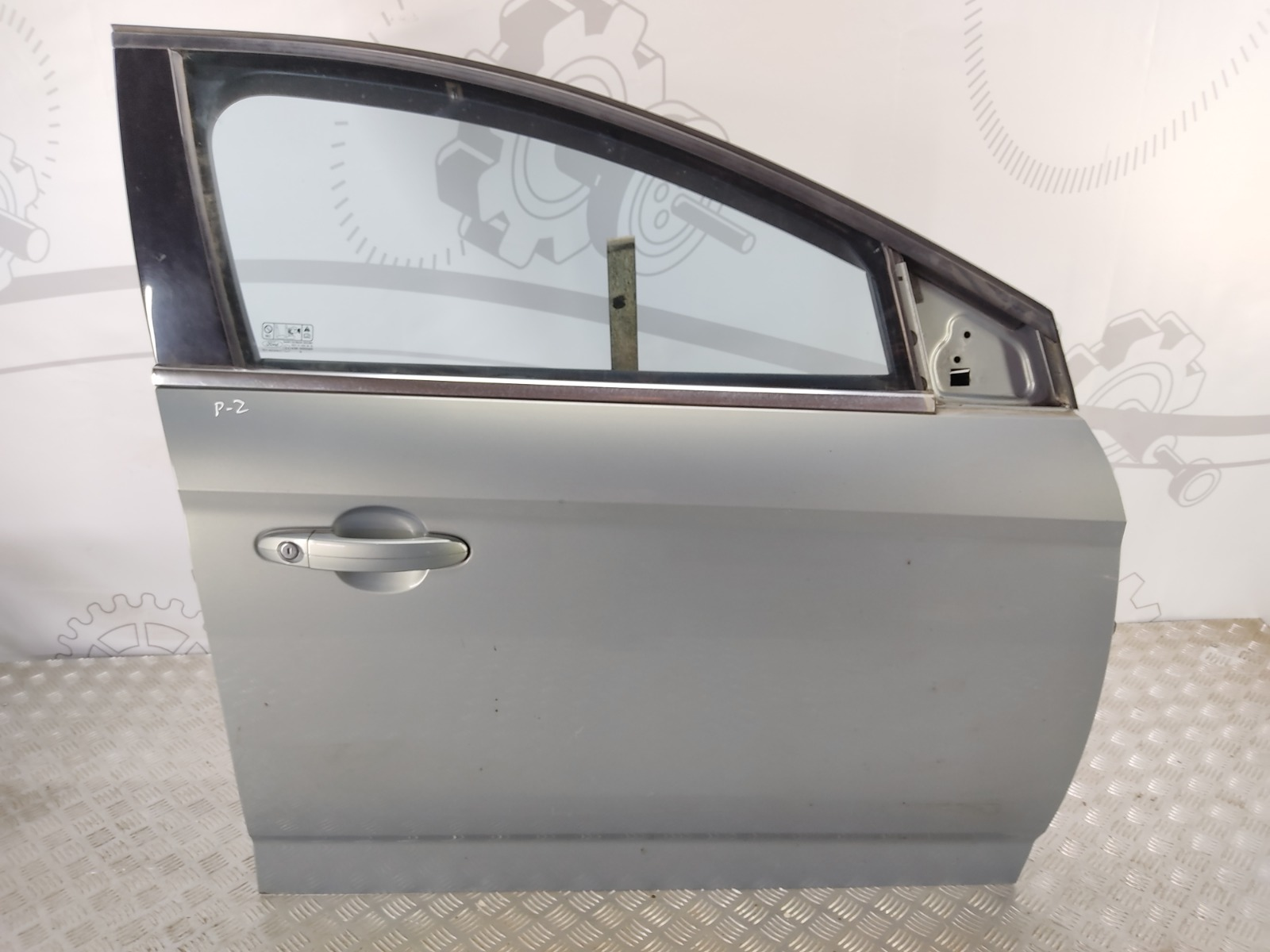 Дверь передняя правая Ford Mondeo 2.0 TDCI 2008 (б/у)