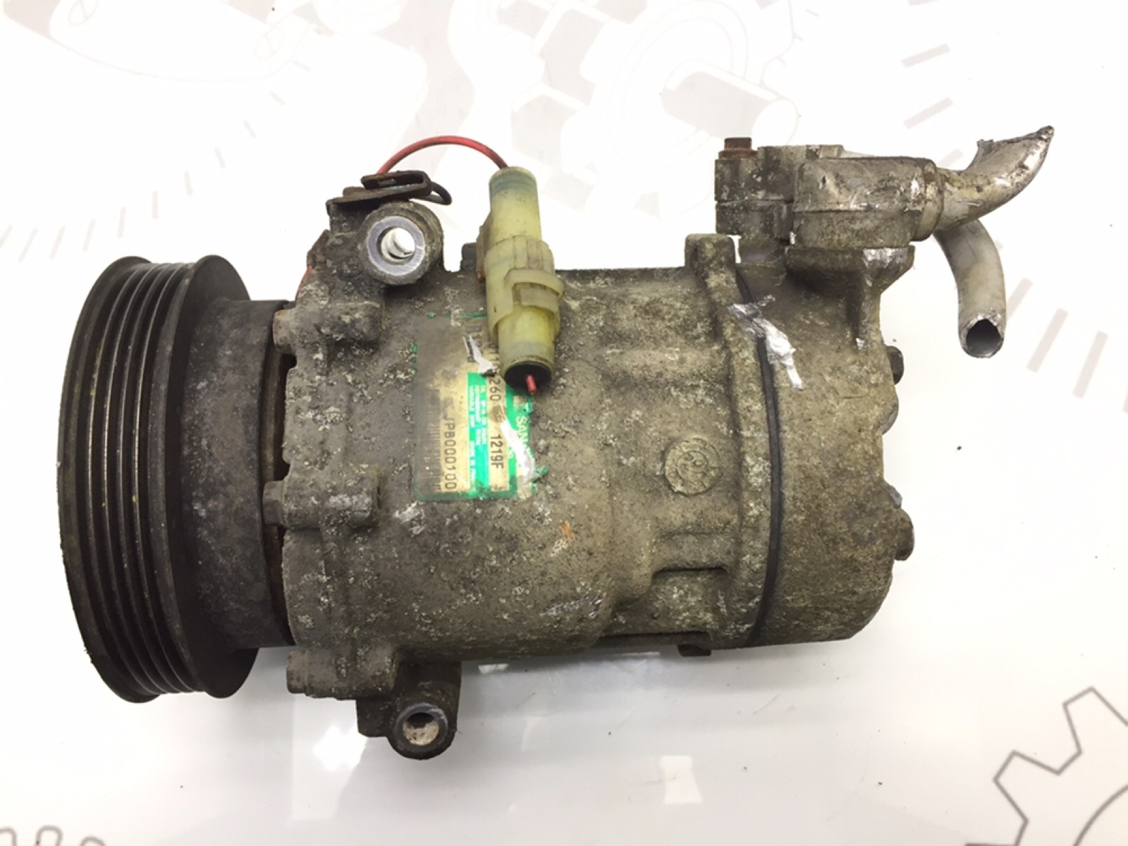 Компрессор кондиционера Rover 45 1.6 I 2002 (б/у)