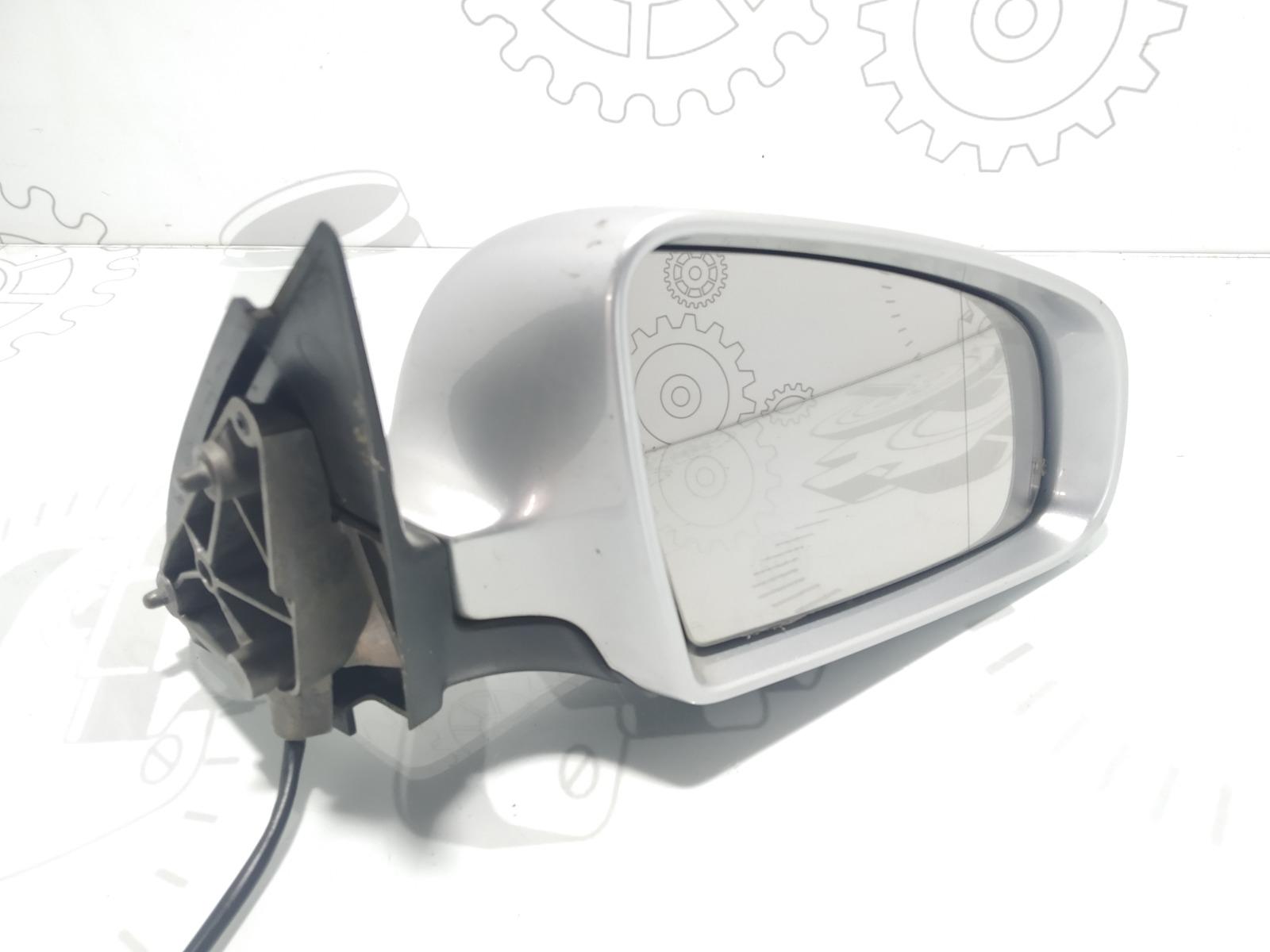Зеркало наружное правое Audi A4 B7 2.0 TFSI 2006 (б/у)
