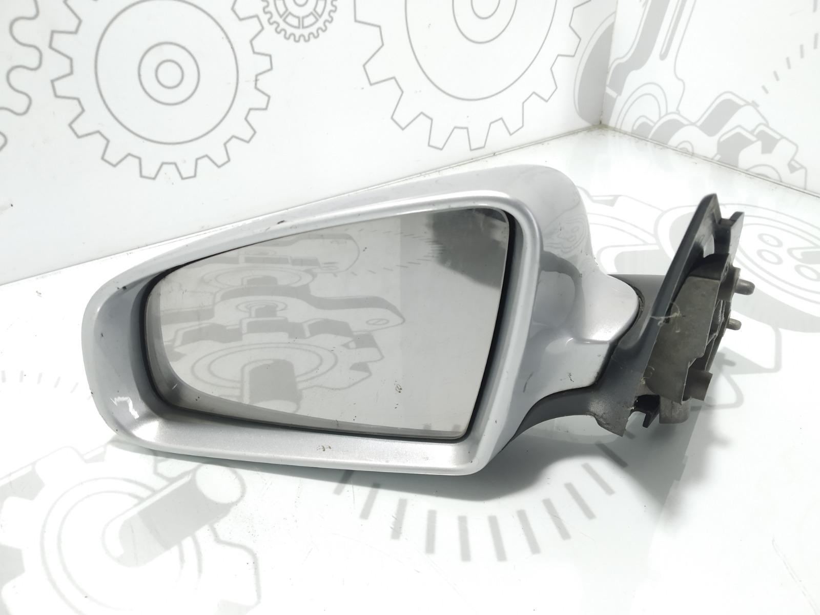 Зеркало наружное левое Audi A4 B7 2.0 TFSI 2006 (б/у)