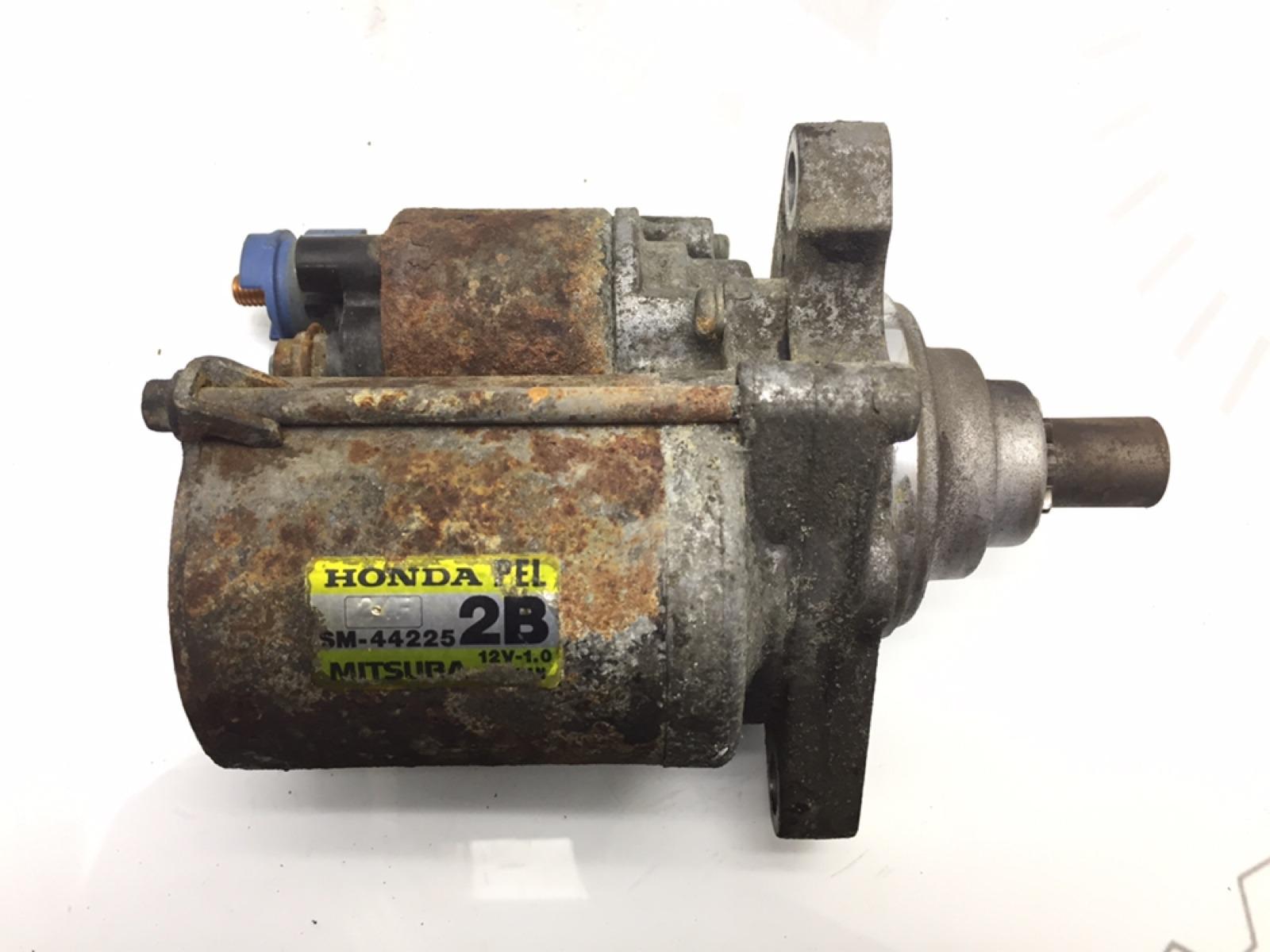 Стартер Honda Hr-V 1.6 I 2002 (б/у)