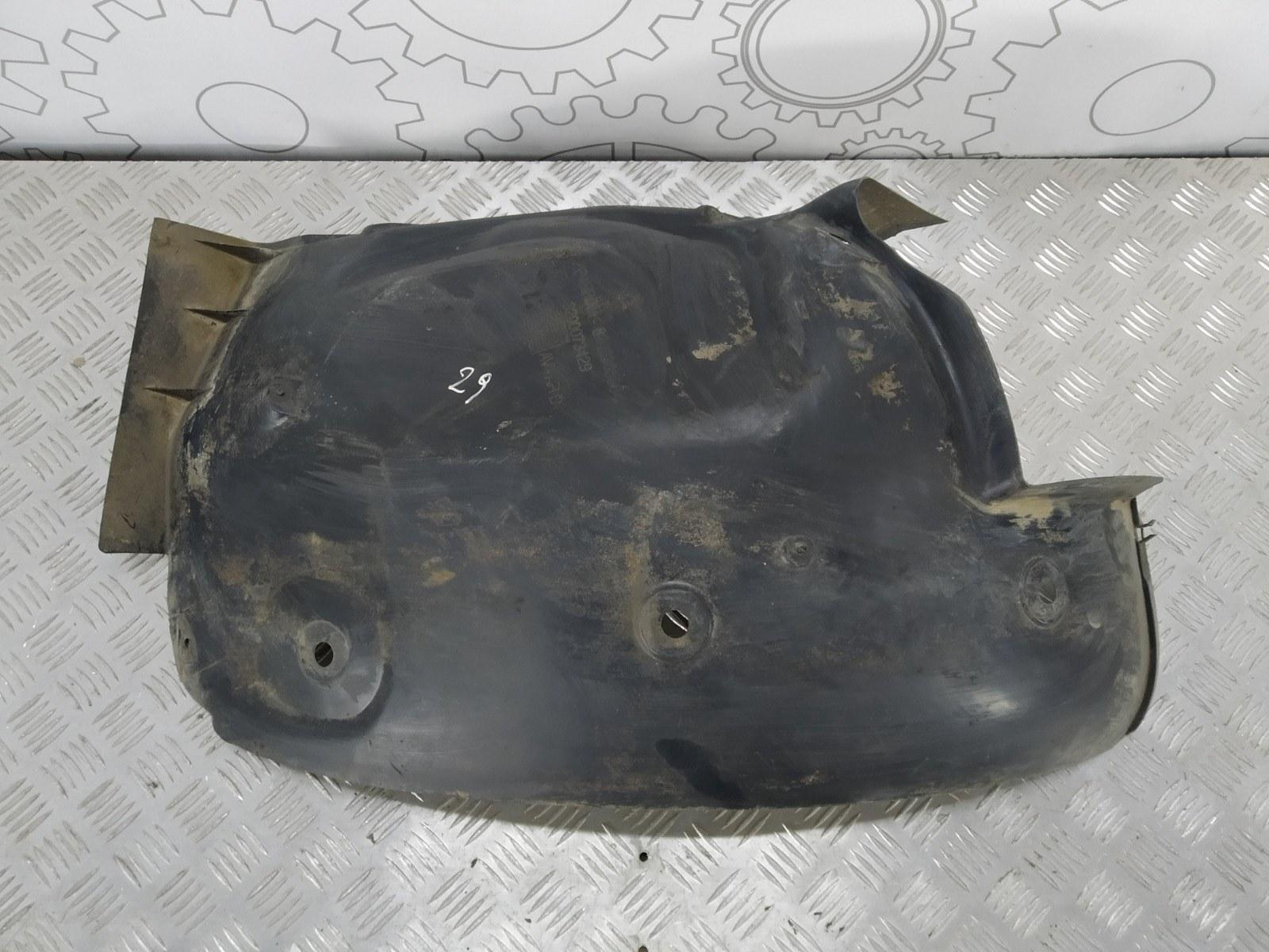 Защита арок передняя правая (подкрылок) Renault Megane 1.6 I 2005 (б/у)