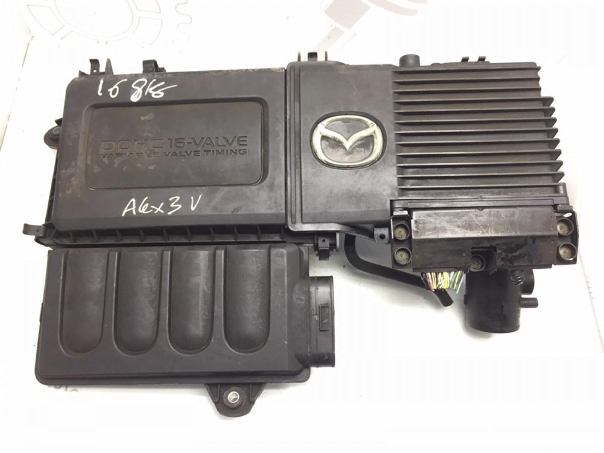 Блок управления двигателем Mazda 3 BK 1.6 I 2007 (б/у)